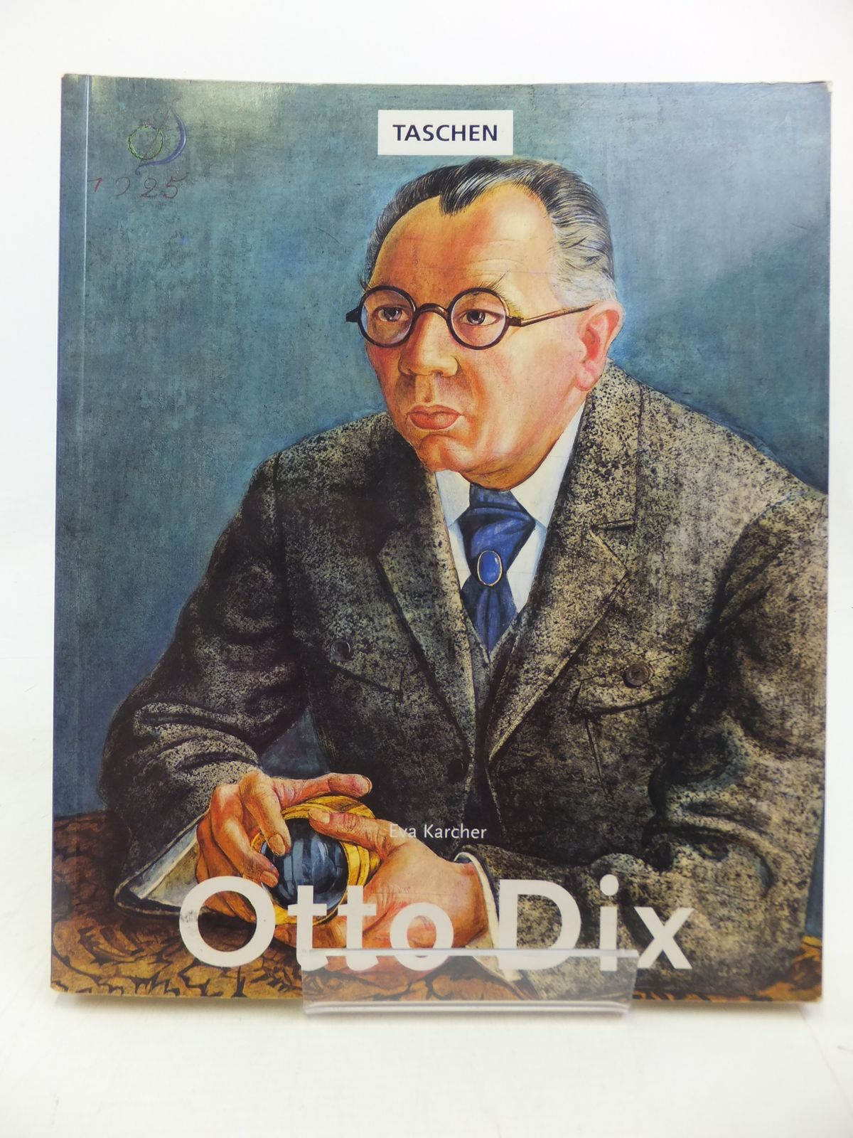 Photo of OTTO DIX 1891-1969 written by Karcher, Eva illustrated by Dix, Otto published by Benedikt Taschen (STOCK CODE: 1810581)  for sale by Stella & Rose's Books