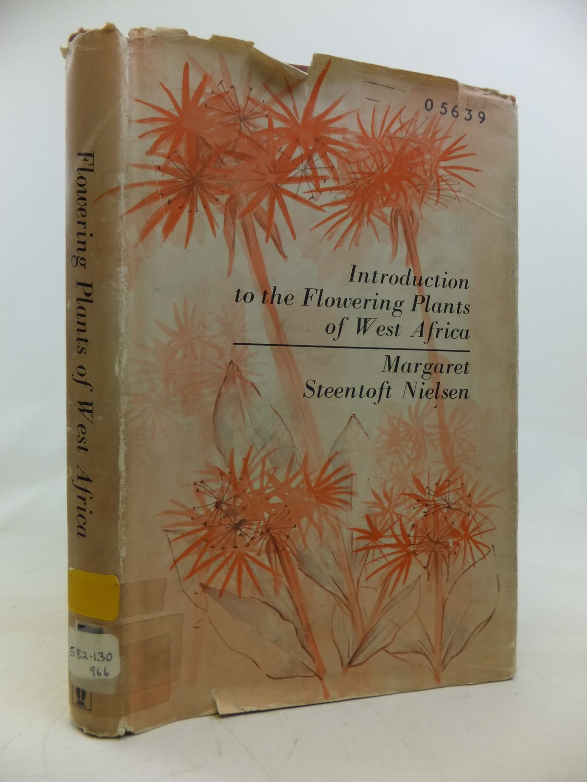 Photo of INTRODUCTION TO THE FLOWERING PLANTS OF WEST AFRICA written by Nielsen, Margaret Steentoft published by University of London Press (STOCK CODE: 1810593)  for sale by Stella & Rose's Books