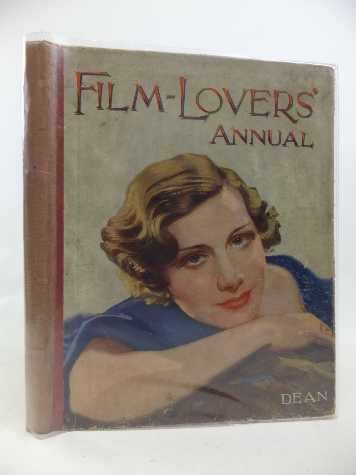 Photo of FILM LOVERS ANNUAL published by Dean & Son Ltd. (STOCK CODE: 1810608)  for sale by Stella & Rose's Books