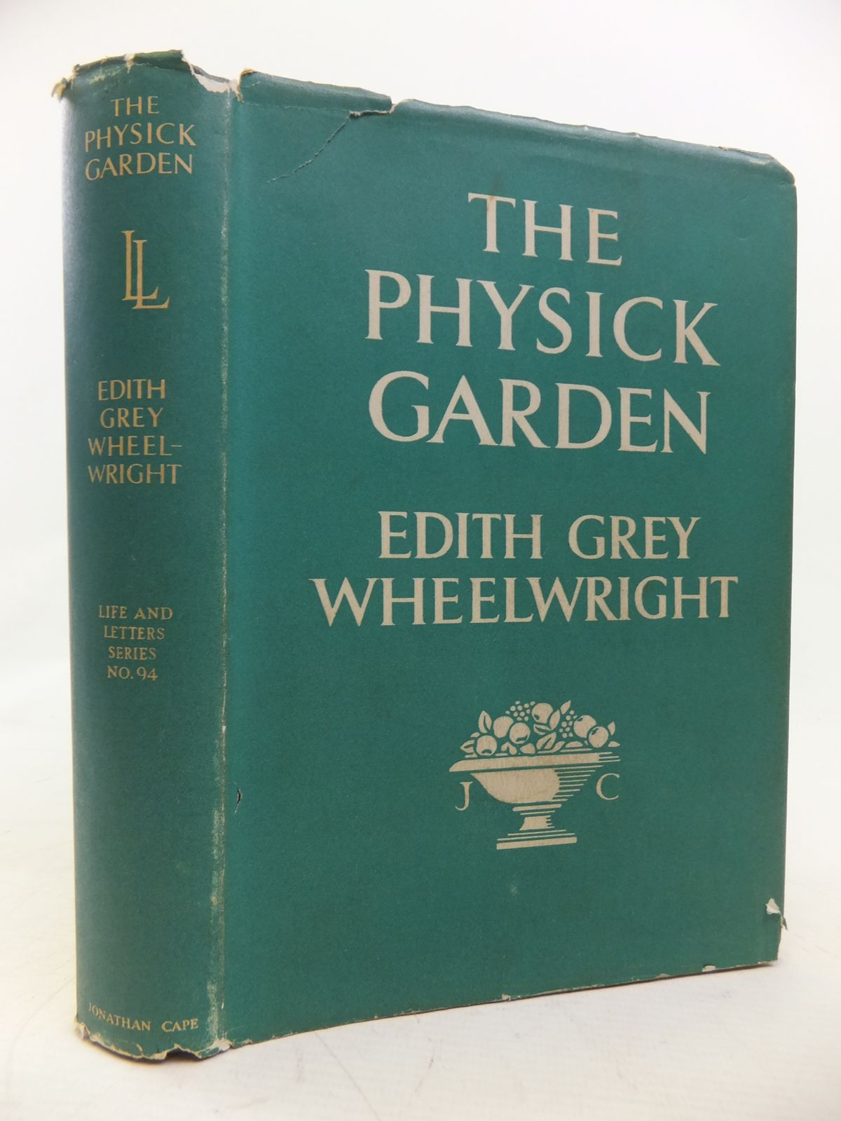 Photo of THE PHYSICK GARDEN written by Wheelwright, Edith Grey published by Jonathan Cape (STOCK CODE: 1810617)  for sale by Stella & Rose's Books