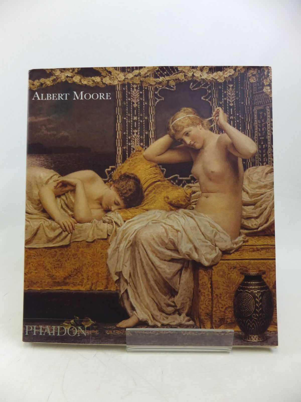 Photo of ALBERT MOORE written by Asleson, Robyn illustrated by Moore, Albert published by Phaidon Press Limited (STOCK CODE: 1810621)  for sale by Stella & Rose's Books