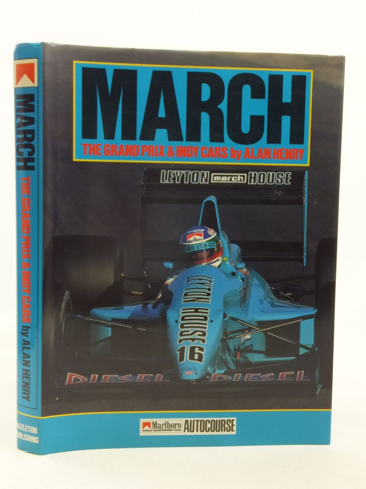 march the grand prix indy cars written by henry alan stock code 1810775 stella rose 39 s books. Black Bedroom Furniture Sets. Home Design Ideas
