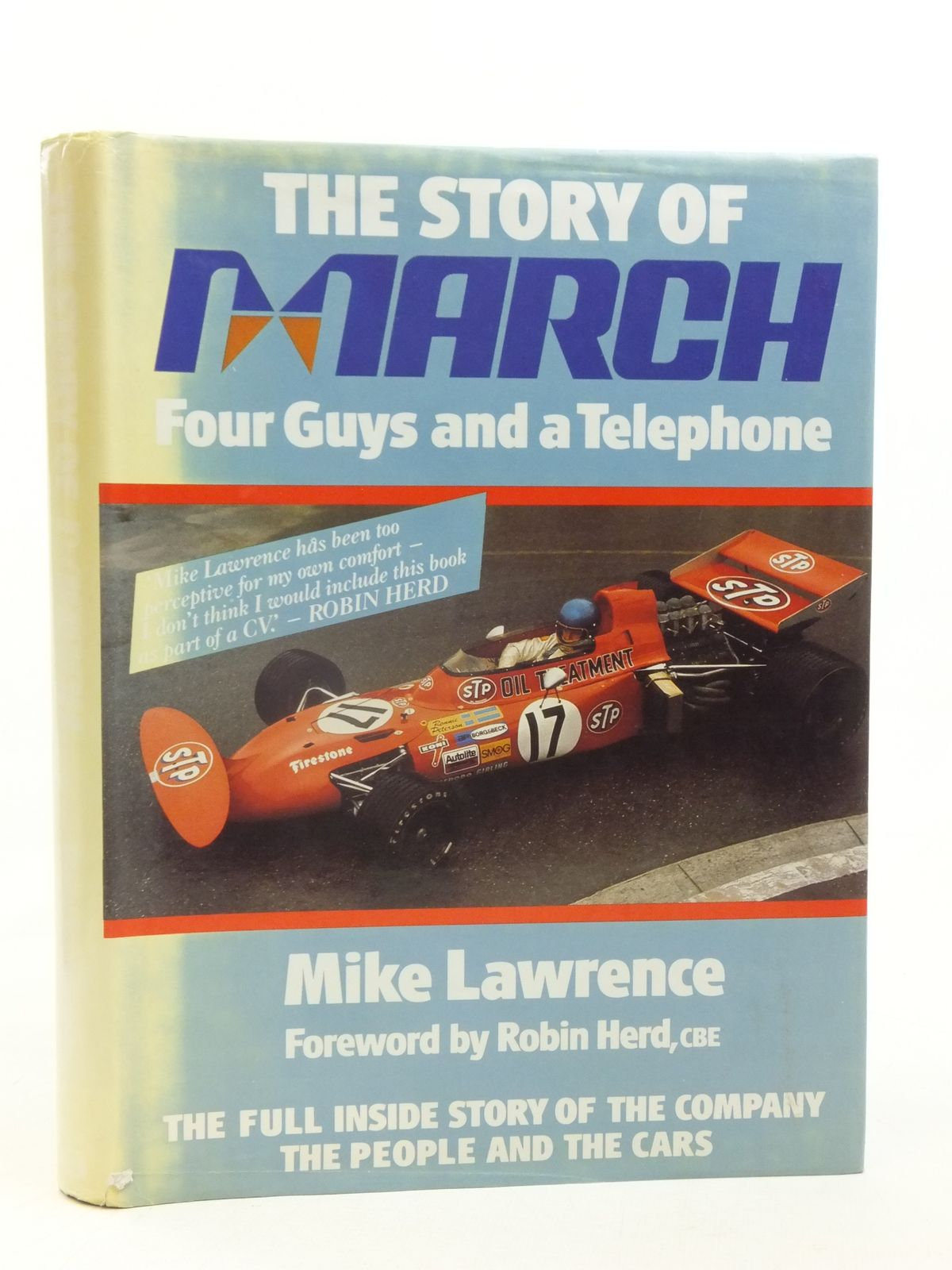 Photo of THE STORY OF MARCH written by Lawrence, Mike published by Aston Publications (STOCK CODE: 1810796)  for sale by Stella & Rose's Books