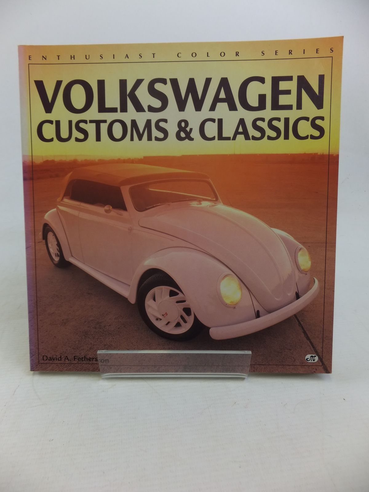 Photo of VOLKSWAGEN CUSTOMS & CLASSICS written by Fetherston, David A. published by Motorbooks International (STOCK CODE: 1810918)  for sale by Stella & Rose's Books