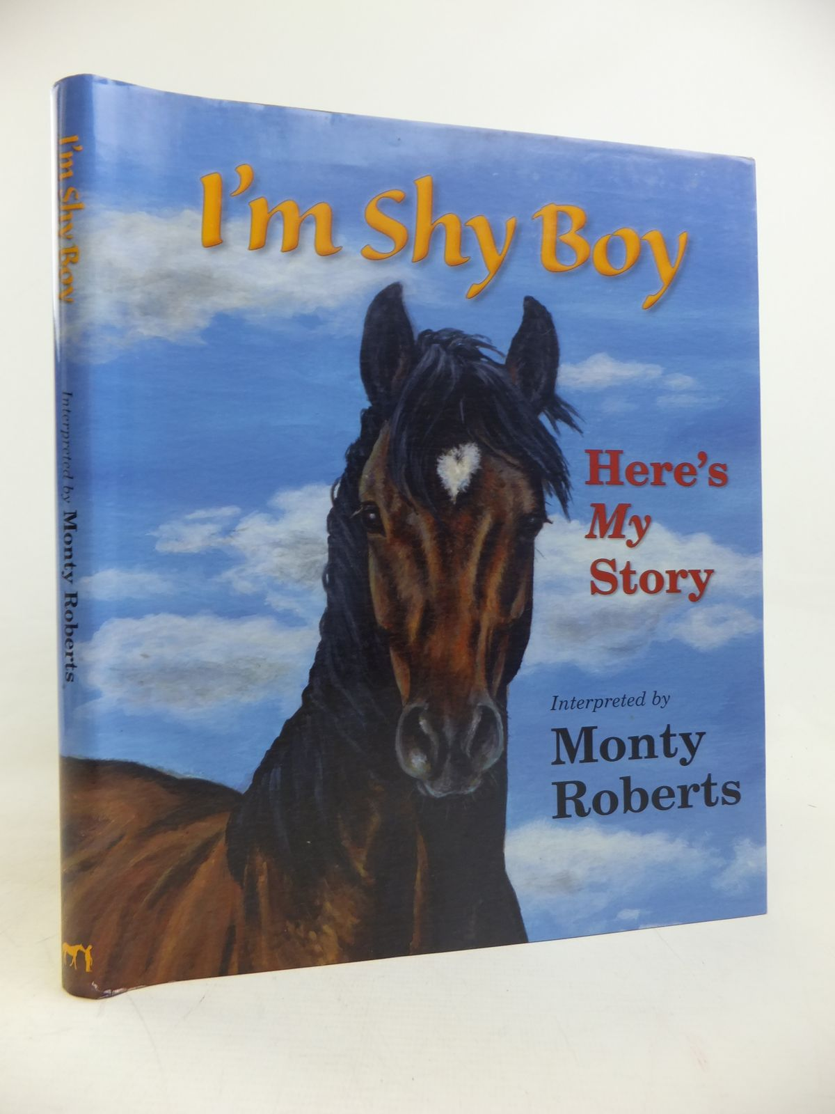 Photo of I'M SHY BOY HERE'S MY STORY written by Roberts, Monty illustrated by Tahon-Raulo, Sisko<br />Raulo, Philippa published by Monty And Pat Roberts, Inc. (STOCK CODE: 1810955)  for sale by Stella & Rose's Books