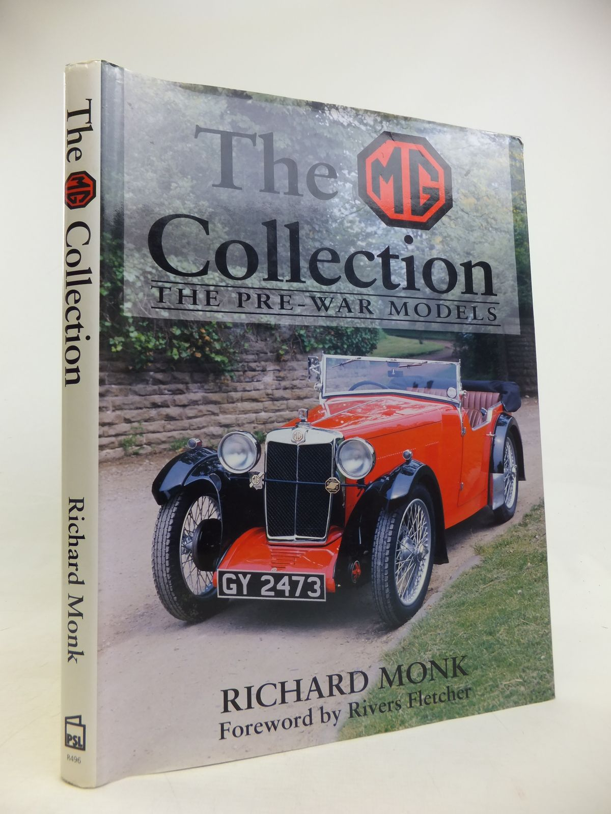 Photo of THE MG COLLECTION: THE PRE-WAR MODELS written by Monk, Richard published by Patrick Stephens Limited (STOCK CODE: 1810973)  for sale by Stella & Rose's Books