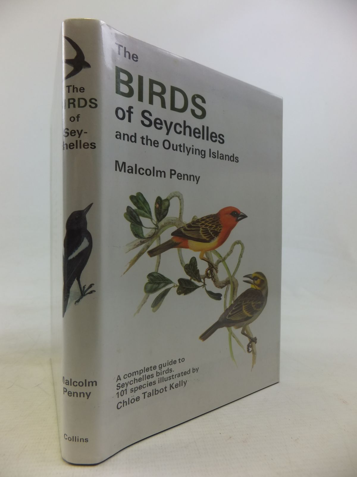 Photo of THE BIRDS OF SEYCHELLES AND THE OUTLYING ISLANDS written by Penny, Malcolm illustrated by Talbot-Kelly, Chloe published by Collins (STOCK CODE: 1811000)  for sale by Stella & Rose's Books