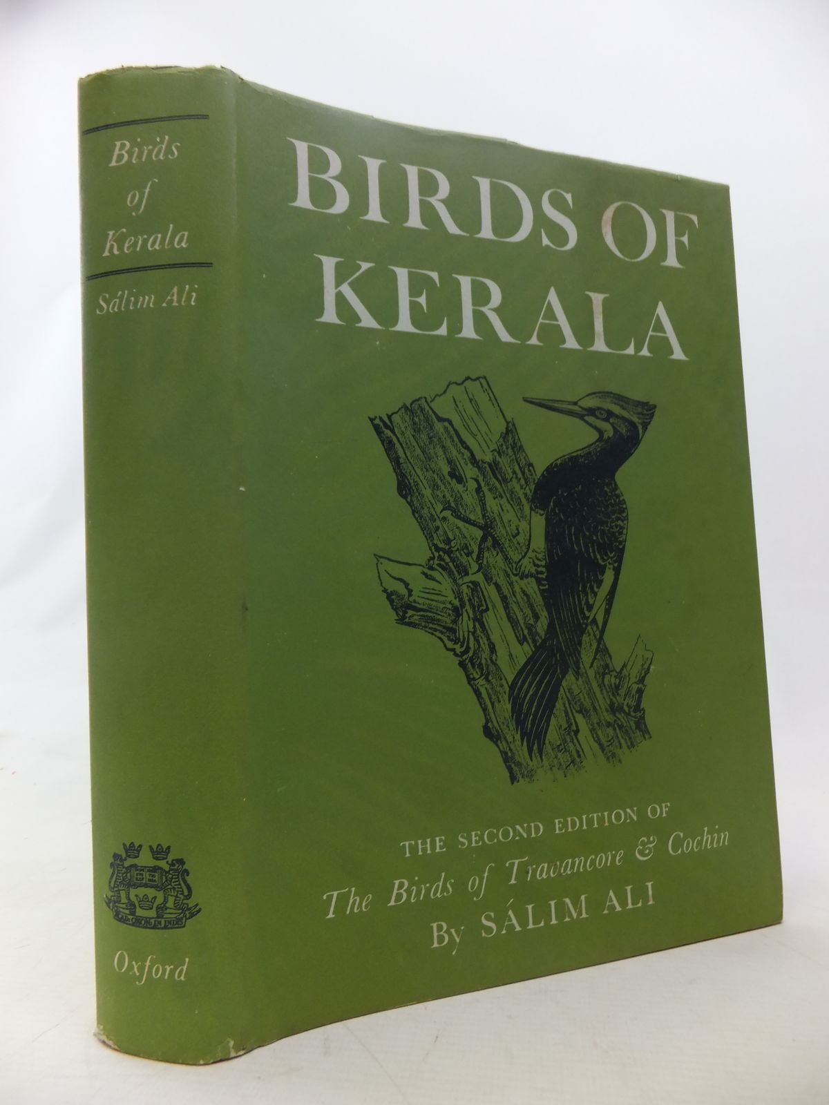 Photo of BIRDS OF KERALA written by Ali, Salim illustrated by Cowen, D.V. published by Oxford University Press (STOCK CODE: 1811061)  for sale by Stella & Rose's Books