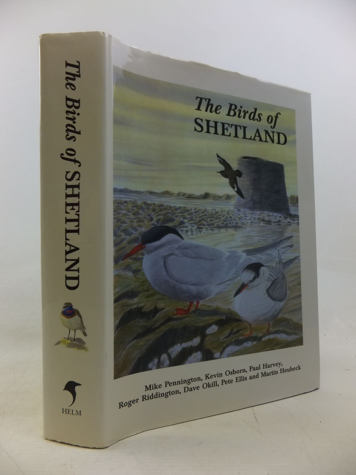 Photo of THE BIRDS OF SHETLAND written by Pennington, Mike<br />Osborne, Kevin<br />Harvey, Paul<br />et al,  published by Christopher Helm (STOCK CODE: 1811149)  for sale by Stella & Rose's Books