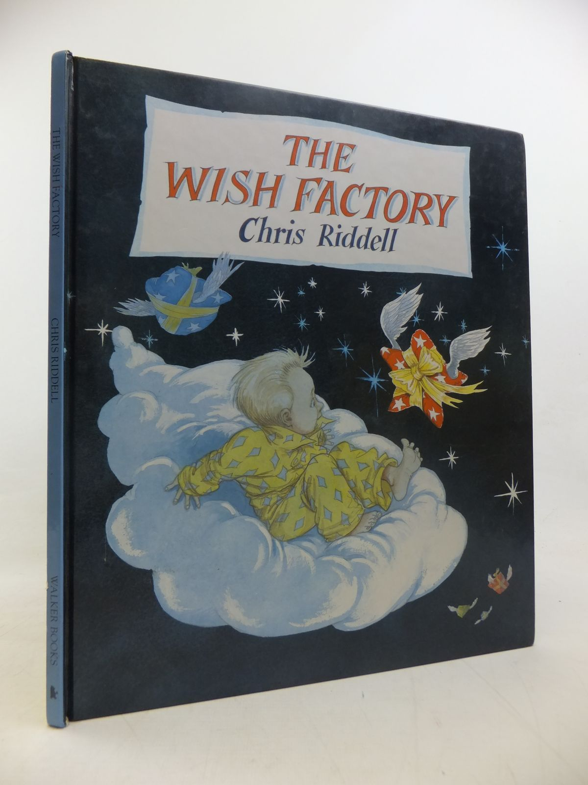 Photo of THE WISH FACTORY written by Riddell, Chris illustrated by Riddell, Chris published by Walker Books (STOCK CODE: 1811216)  for sale by Stella & Rose's Books