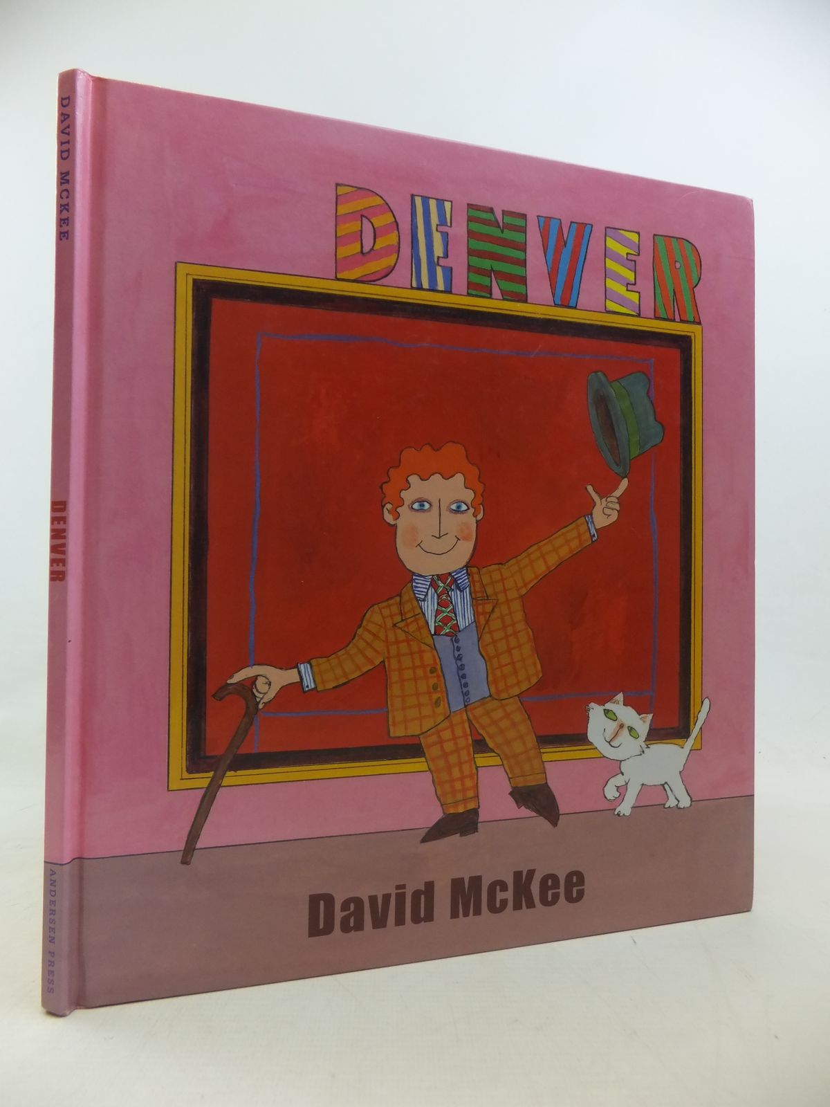 Photo of DENVER written by McKee, David illustrated by McKee, David published by Andersen Press (STOCK CODE: 1811220)  for sale by Stella & Rose's Books