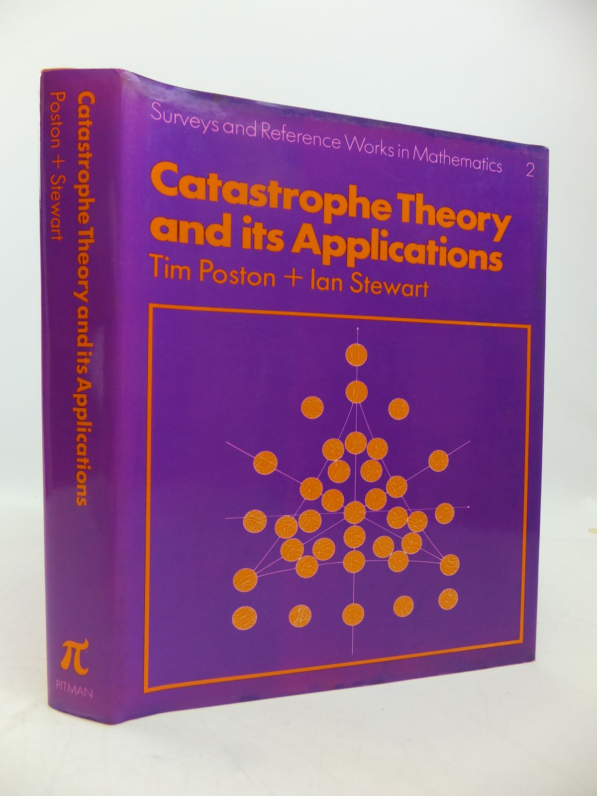 Photo of CATASTROPHE THEORY AND ITS APPLICATIONS written by Poston, Tim<br />Stewart, Ian published by Pitman (STOCK CODE: 1811351)  for sale by Stella & Rose's Books