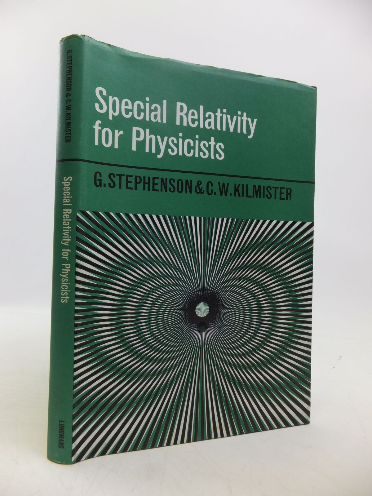 Photo of SPECIAL RELATIVITY FOR PHYSICISTS written by Stephenson, G.<br />Kilmister, C.W. published by Longmans, Green & Co. (STOCK CODE: 1811363)  for sale by Stella & Rose's Books