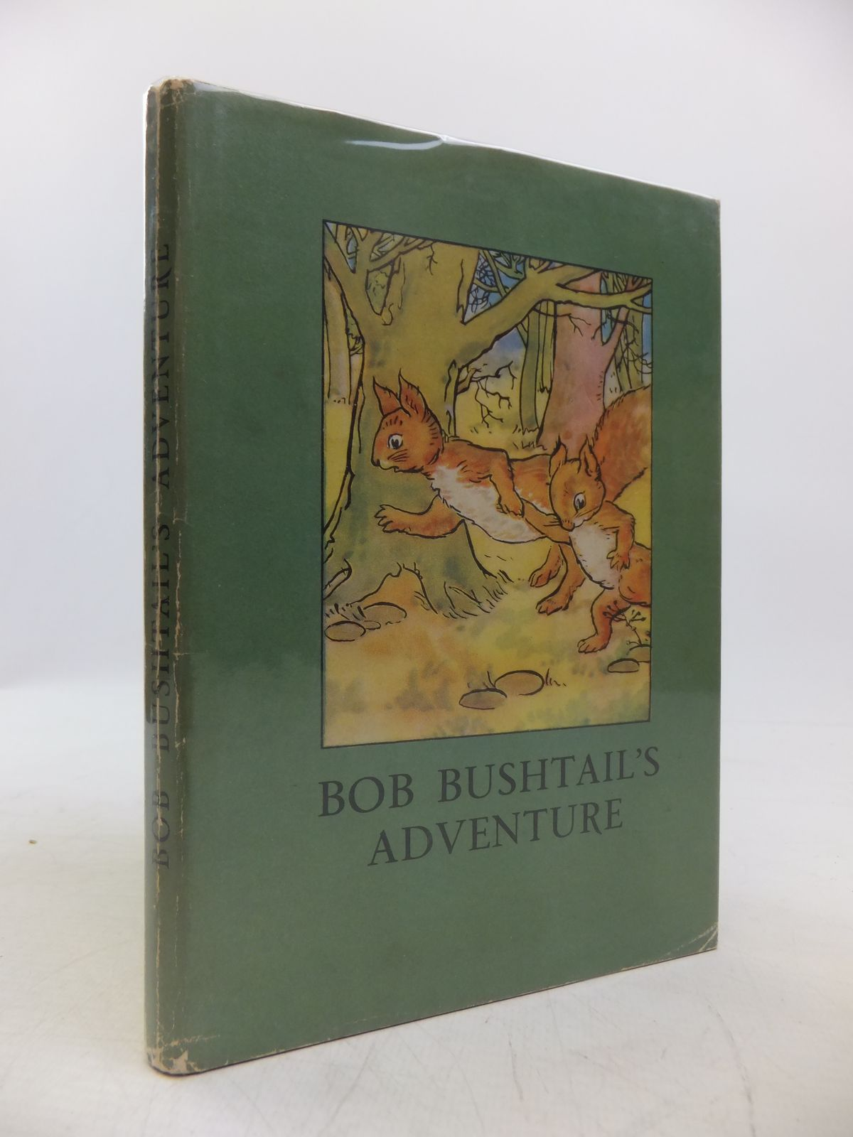 Photo of BOB BUSHTAIL'S ADVENTURE written by Macgregor, A.J.<br />Perring, W. illustrated by Macgregor, A.J. published by Wills & Hepworth Ltd. (STOCK CODE: 1811380)  for sale by Stella & Rose's Books