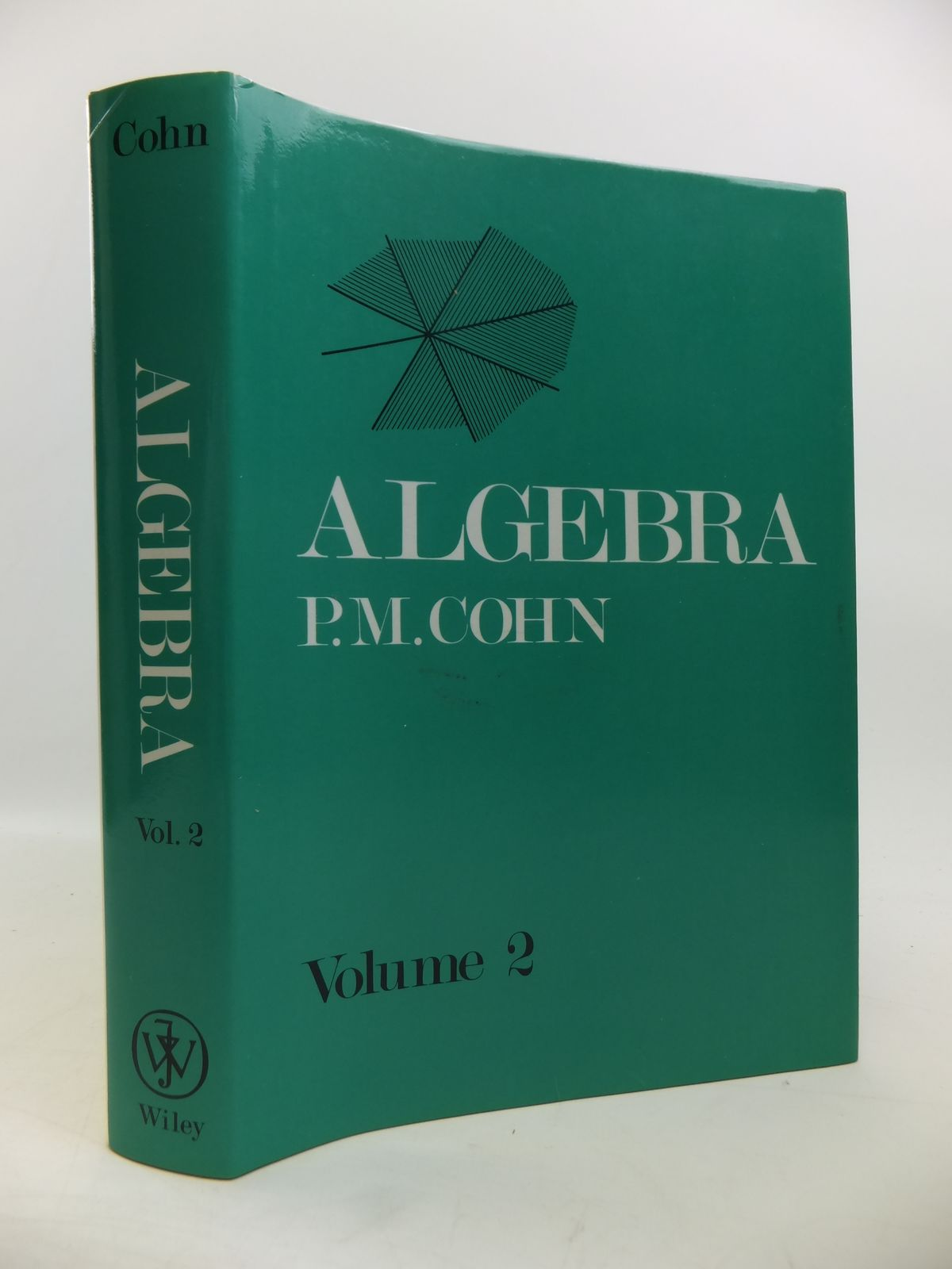 Photo of ALGEBRA VOLUME 2 written by Cohn, P.M. published by John Wiley & Sons (STOCK CODE: 1811442)  for sale by Stella & Rose's Books