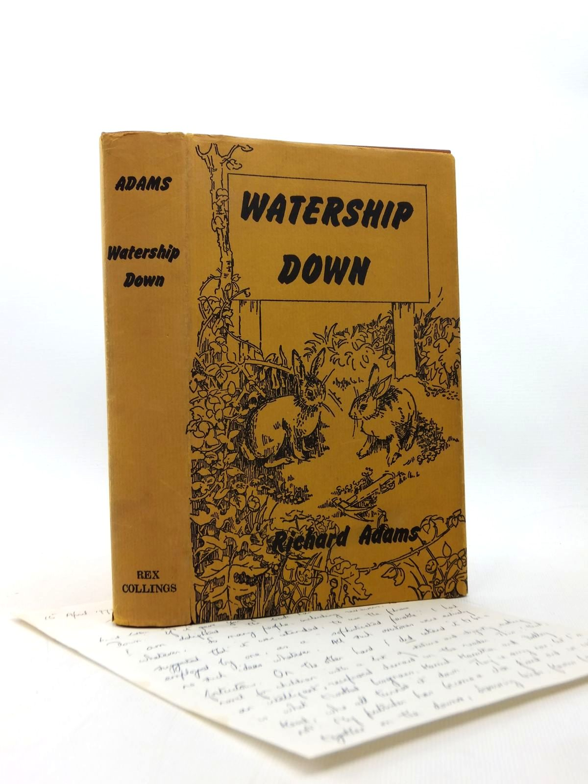 Photo of WATERSHIP DOWN