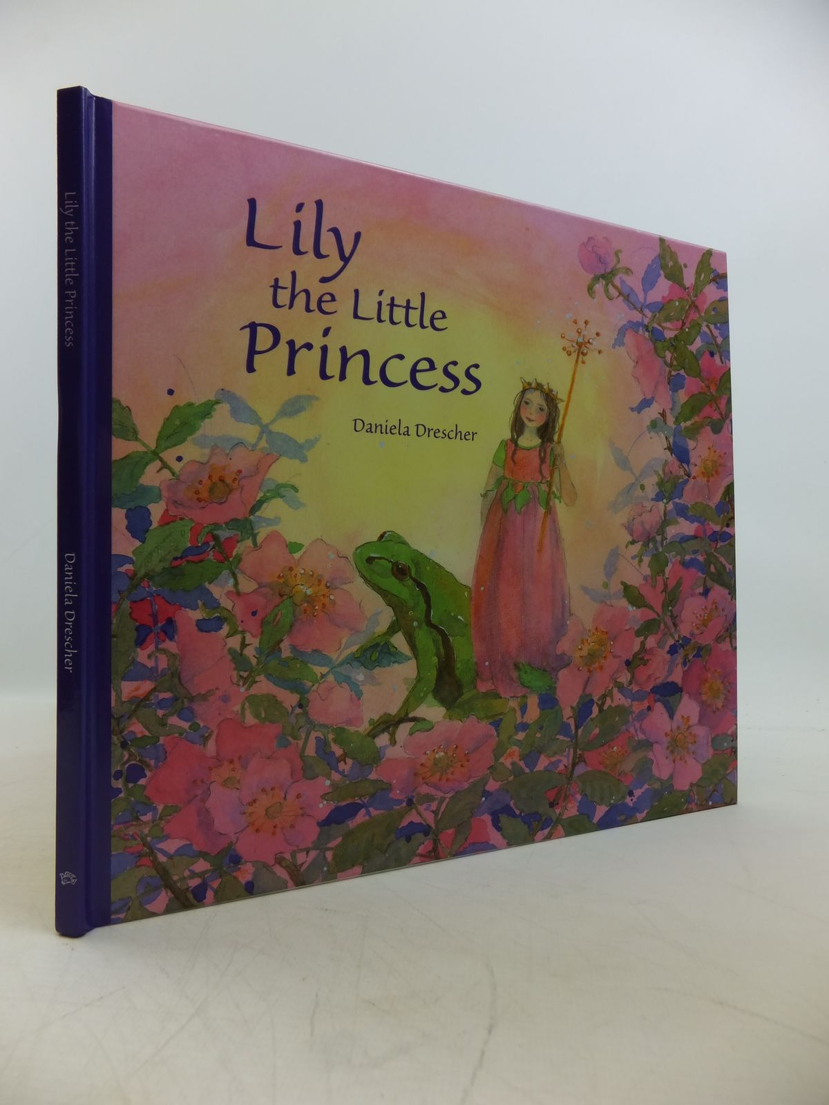 Photo of LILY THE LITTLE PRINCESS written by Drescher, Daniela illustrated by Drescher, Daniela published by Floris Books (STOCK CODE: 1811485)  for sale by Stella & Rose's Books