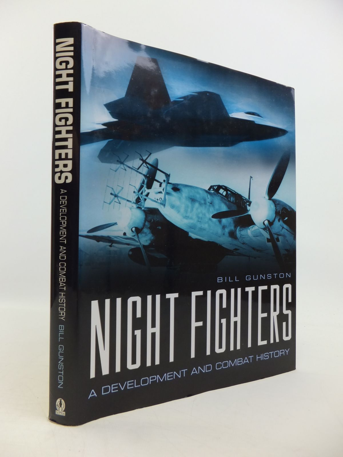 Photo of NIGHT FIGHTERS A DEVELOPMENT AND COMBAT HISTORY written by Gunston, Bill<br />Cunningham, John published by Sutton Publishing (STOCK CODE: 1811493)  for sale by Stella & Rose's Books