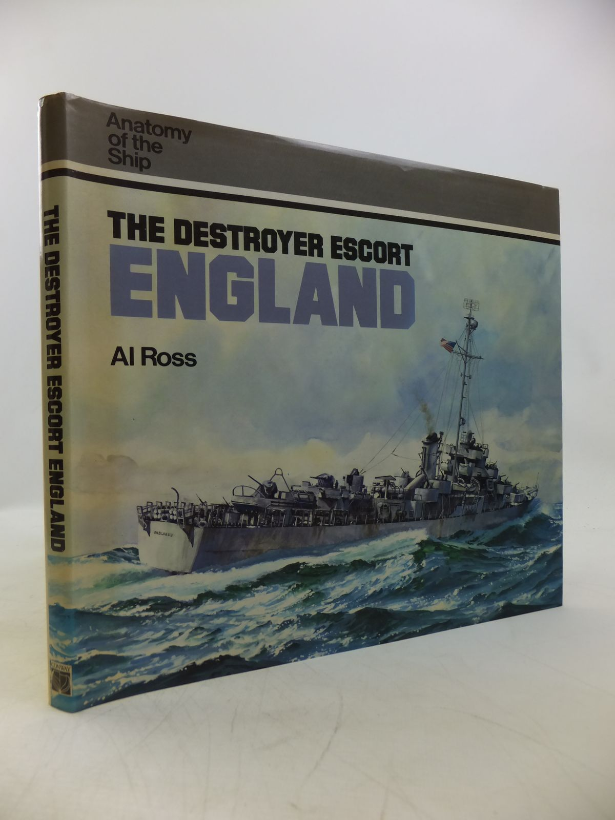 ANATOMY OF THE SHIP: THE TYPE VII U-BOAT written by Westwood, David ...