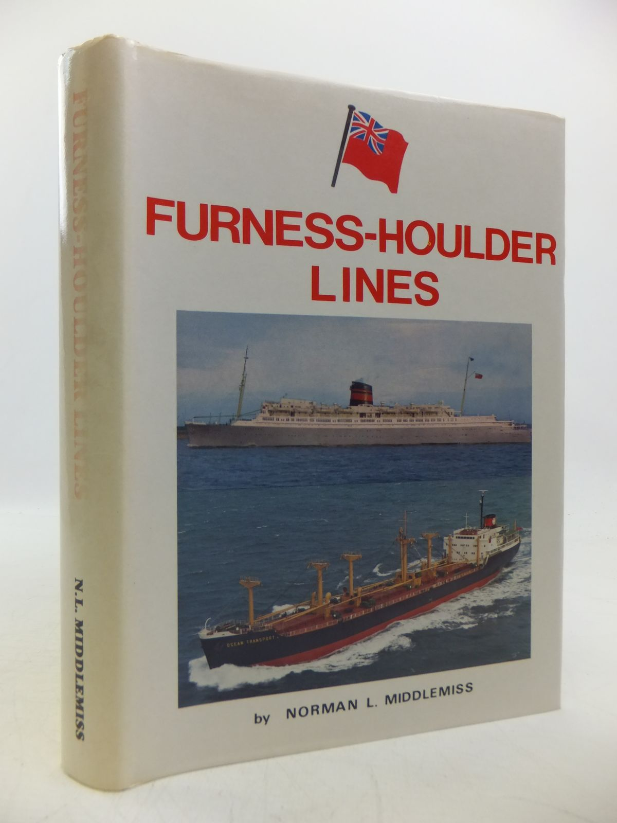 Photo of FURNESS-HOULDER LINES written by Middlemiss, N.L. published by Shield Publications Ltd (STOCK CODE: 1811731)  for sale by Stella & Rose's Books