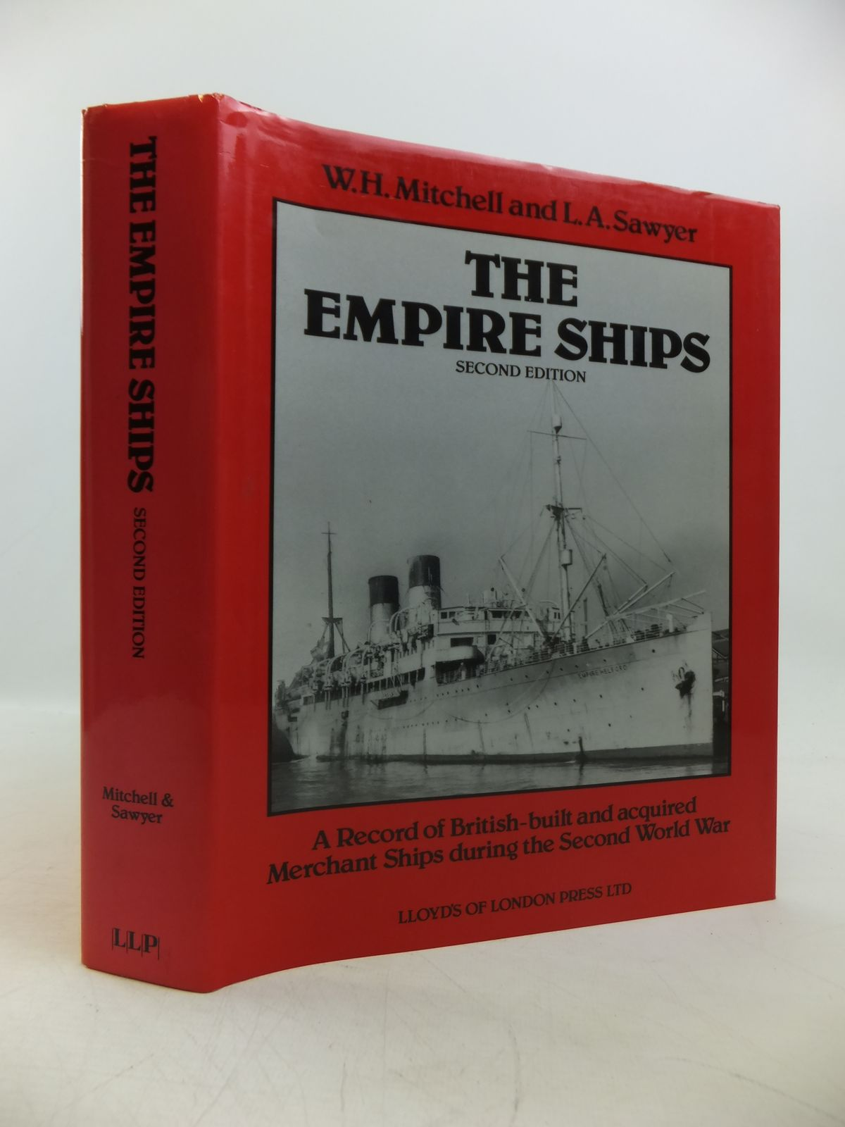 Photo of THE EMPIRE SHIPS written by Mitchell, W.H.<br />Sawyer, L.A. published by Lloyd's Of London Press Ltd. (STOCK CODE: 1811742)  for sale by Stella & Rose's Books