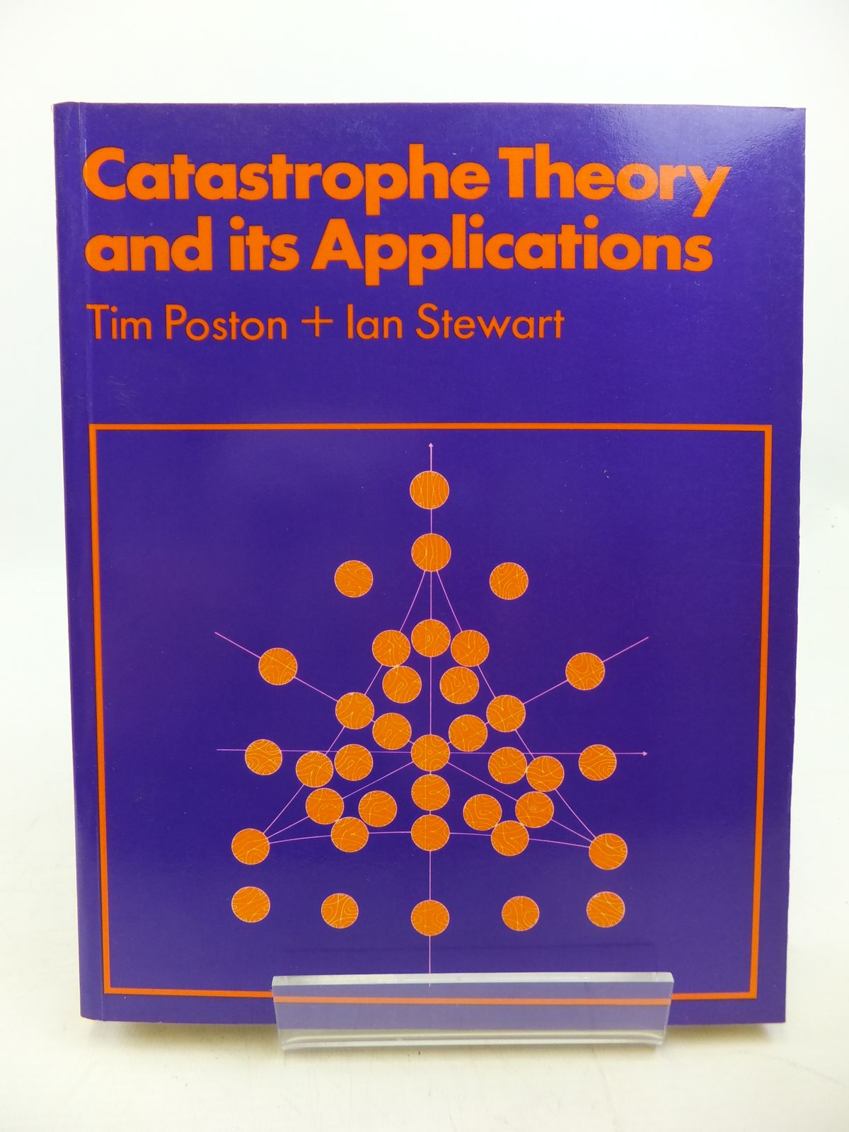 Photo of CATASTROPHE THEORY AND ITS APPLICATIONS written by Poston, Tim<br />Stewart, Ian published by Pitman (STOCK CODE: 1811837)  for sale by Stella & Rose's Books