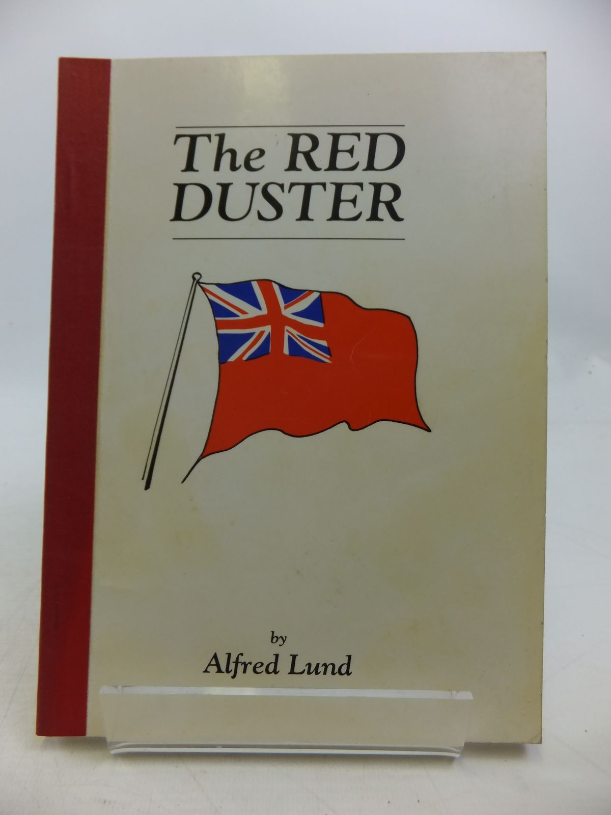 Photo of THE RED DUSTER written by Lund, Alfred published by Whitby Press (STOCK CODE: 1811843)  for sale by Stella & Rose's Books