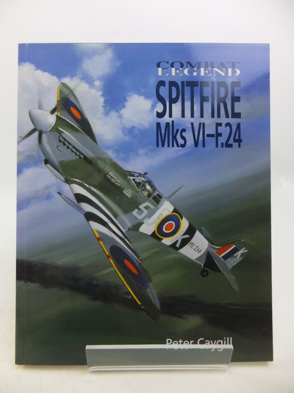 Photo of COMBAT LEGEND SPITFIRE MKS VI-F.24 written by Caygill, Peter published by Airlife (STOCK CODE: 1811848)  for sale by Stella & Rose's Books