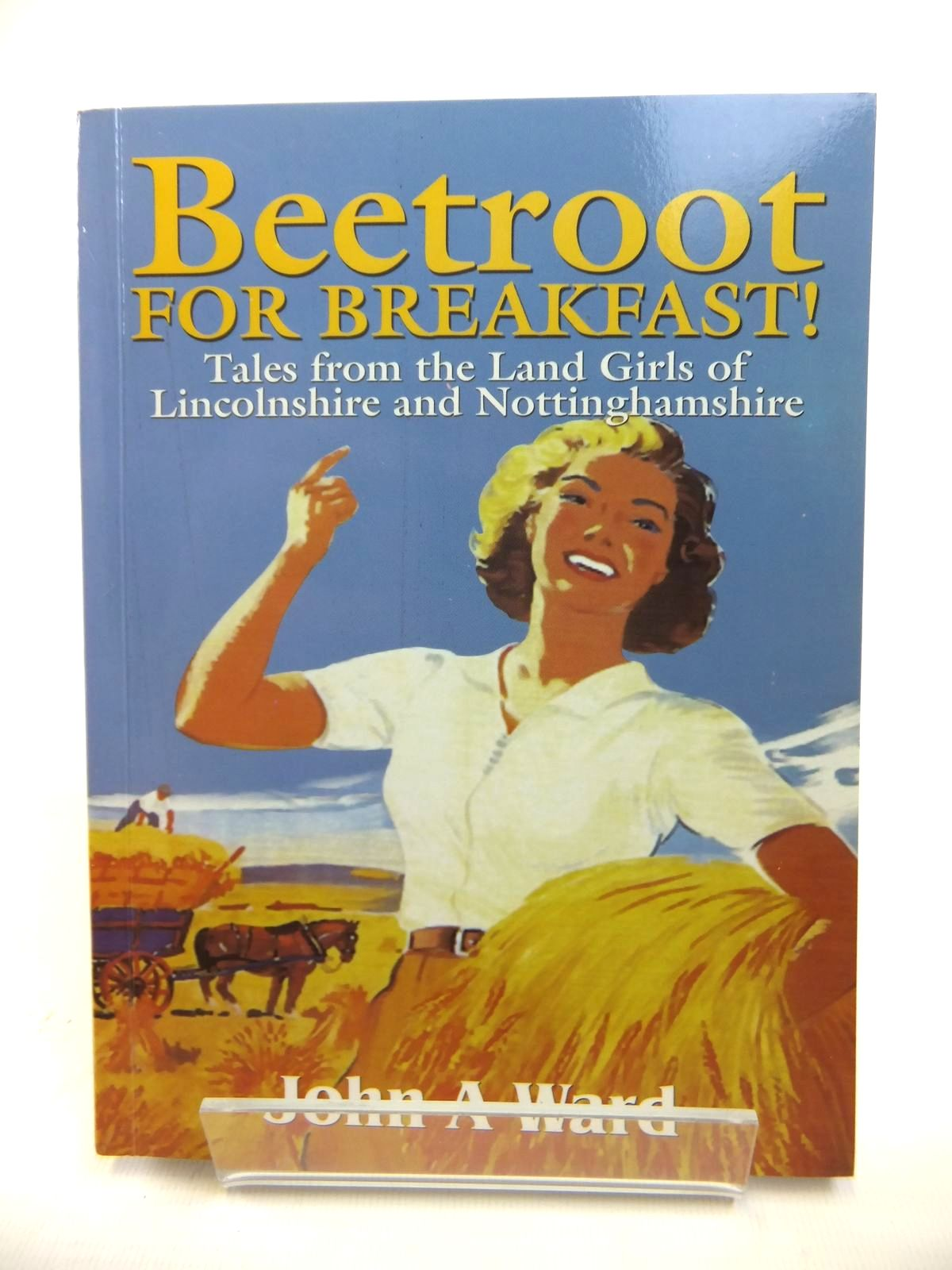 Photo of BEETROOT FOR BREAKFAST written by Ward, John A. published by Tucann (STOCK CODE: 1811966)  for sale by Stella & Rose's Books