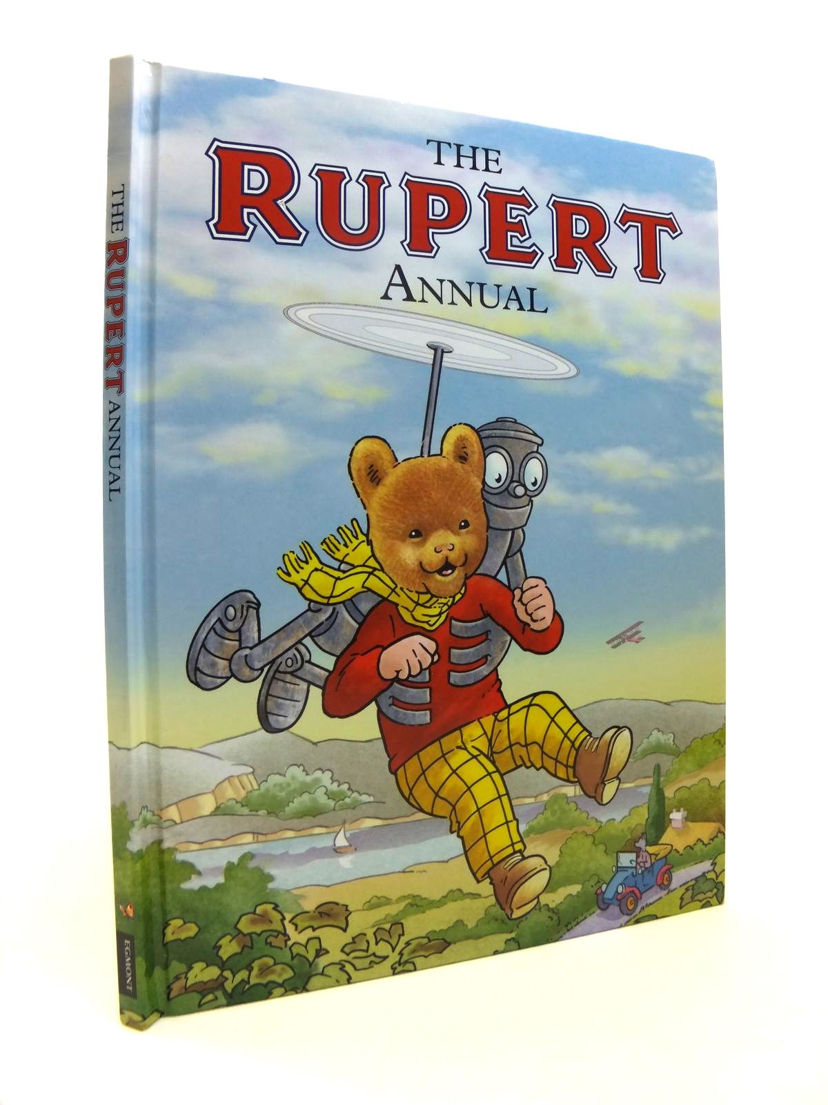 Photo of RUPERT ANNUAL 2011 written by Bestall, Alfred<br />Harwood, Beth illustrated by Bestall, Alfred<br />Trotter, Stuart published by Egmont Uk Limited (STOCK CODE: 1812167)  for sale by Stella & Rose's Books