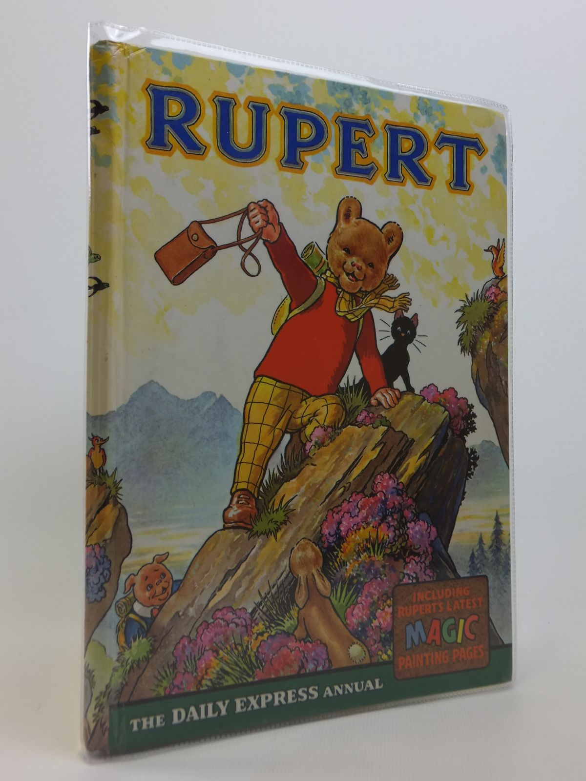 Photo of RUPERT ANNUAL 1964 written by Bestall, Alfred illustrated by Bestall, Alfred published by Daily Express (STOCK CODE: 1812271)  for sale by Stella & Rose's Books