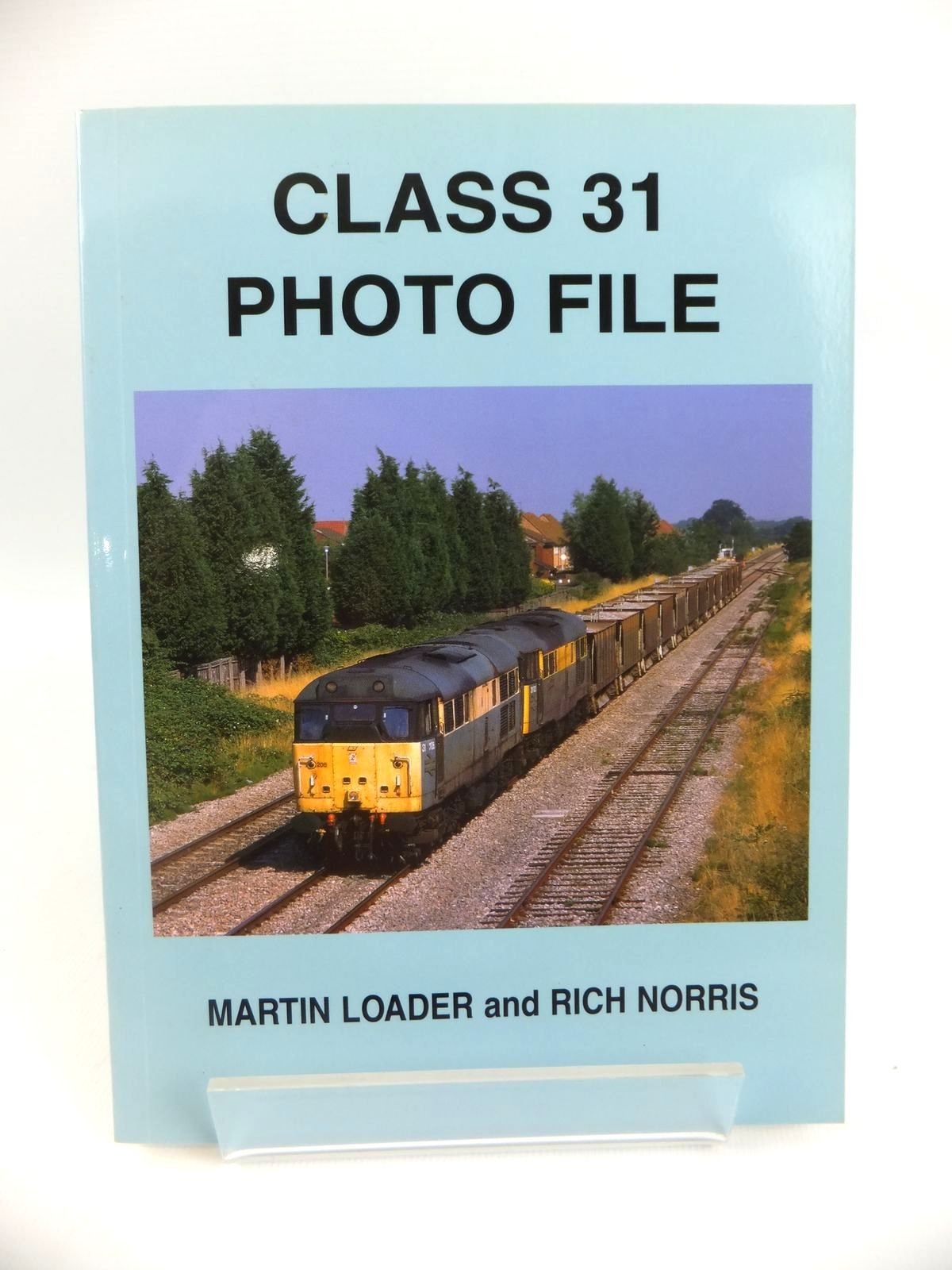 Photo of CLASS 31 PHOTO FILE written by Loader, Martin<br />Norris, Rich published by Vanguard Publications (STOCK CODE: 1812672)  for sale by Stella & Rose's Books