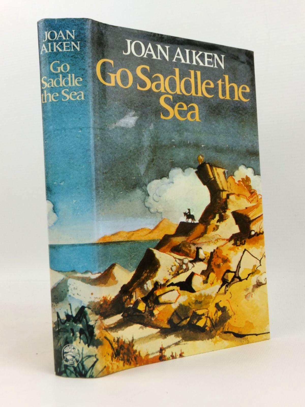 Photo of GO SADDLE THE SEA written by Aiken, Joan illustrated by Marriott, Pat published by Jonathan Cape (STOCK CODE: 1812681)  for sale by Stella & Rose's Books