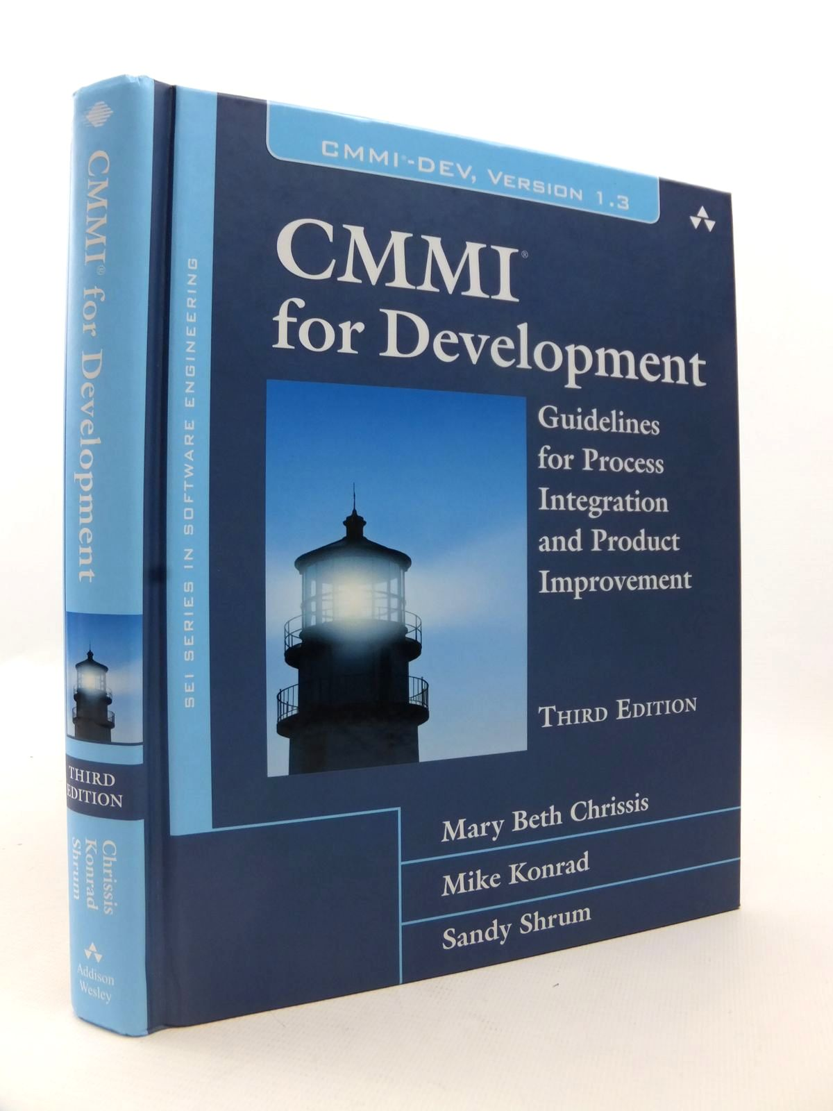 Photo of CMMI FOR DEVELOPMENT written by Chrissis, Mary Beth<br />Konrad, Mike<br />Shrum, Sandy published by Addison-Wesley (STOCK CODE: 1812805)  for sale by Stella & Rose's Books