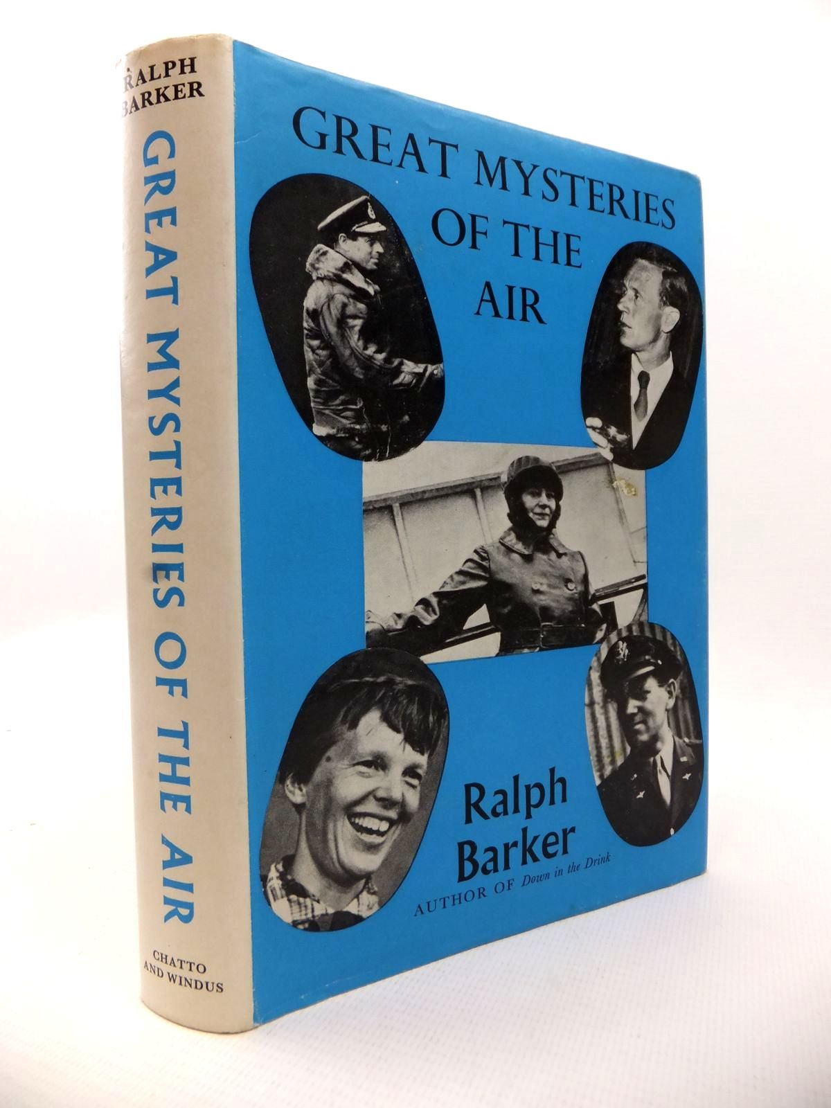 Photo of GREAT MYSTERIES OF THE AIR written by Barker, Ralph published by Chatto & Windus (STOCK CODE: 1813052)  for sale by Stella & Rose's Books