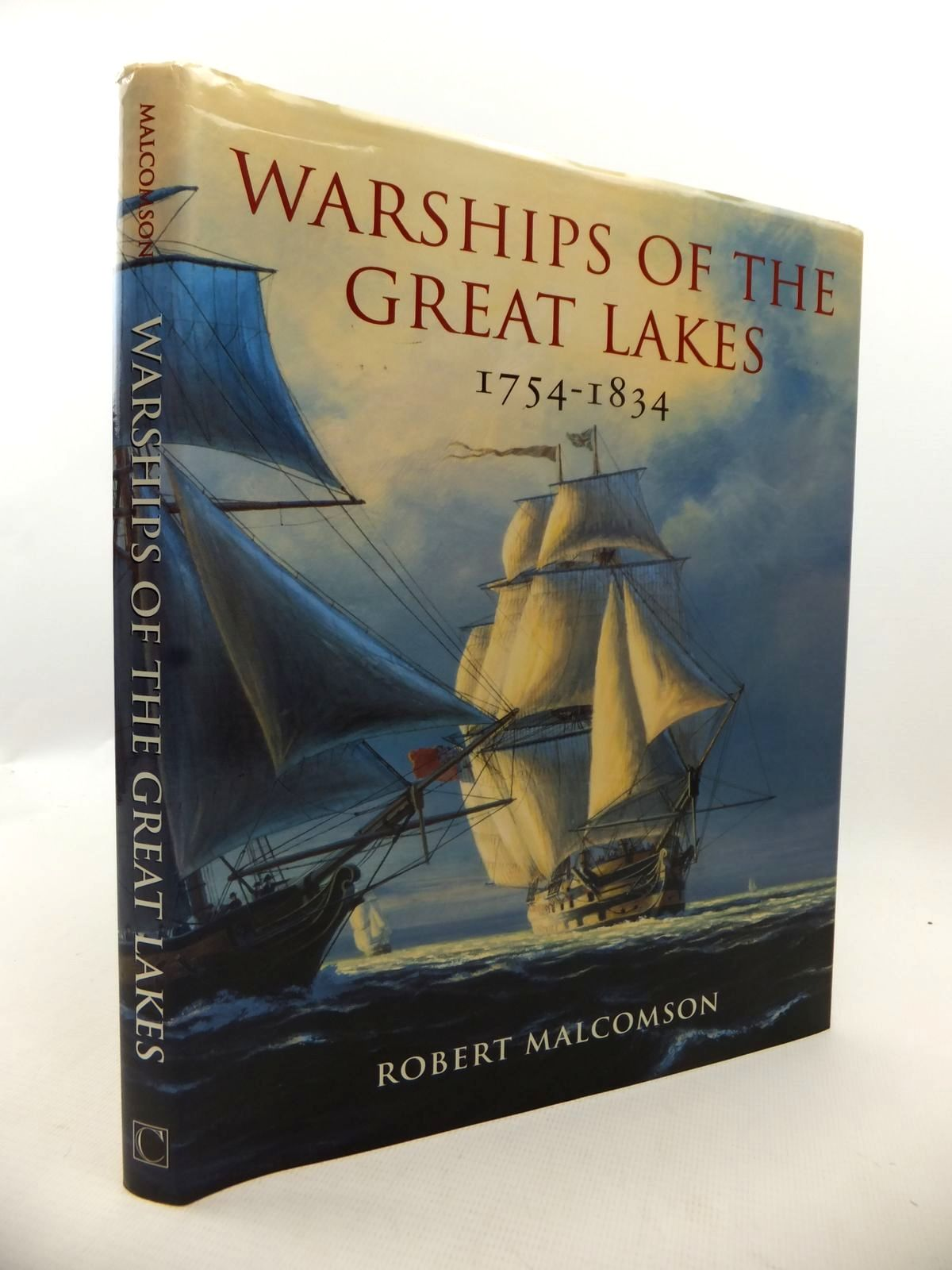 Photo of WARSHIPS OF THE GREAT LAKES 1754-1834 written by Malcomson, Robert published by Chatham Publishing (STOCK CODE: 1813135)  for sale by Stella & Rose's Books