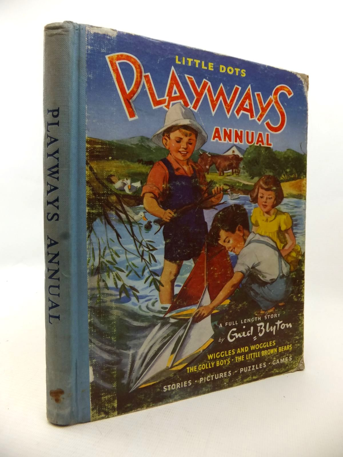 Photo of PLAYWAYS ANNUAL written by Blyton, Enid<br />et al,  published by Playways Office (STOCK CODE: 1813337)  for sale by Stella & Rose's Books