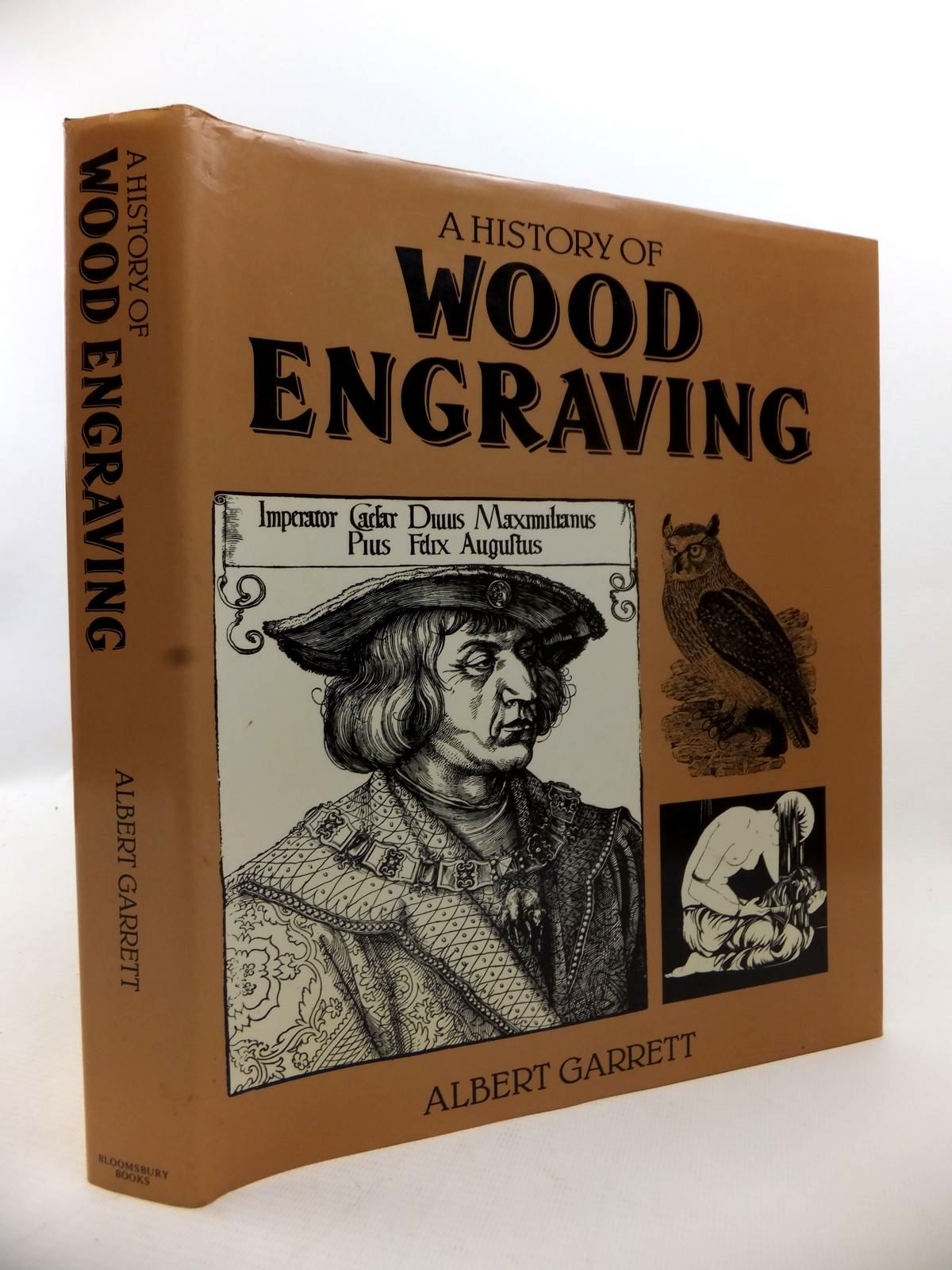 Photo of A HISTORY OF WOOD ENGRAVING written by Garrett, Albert published by Bloomsbury Books (STOCK CODE: 1813347)  for sale by Stella & Rose's Books