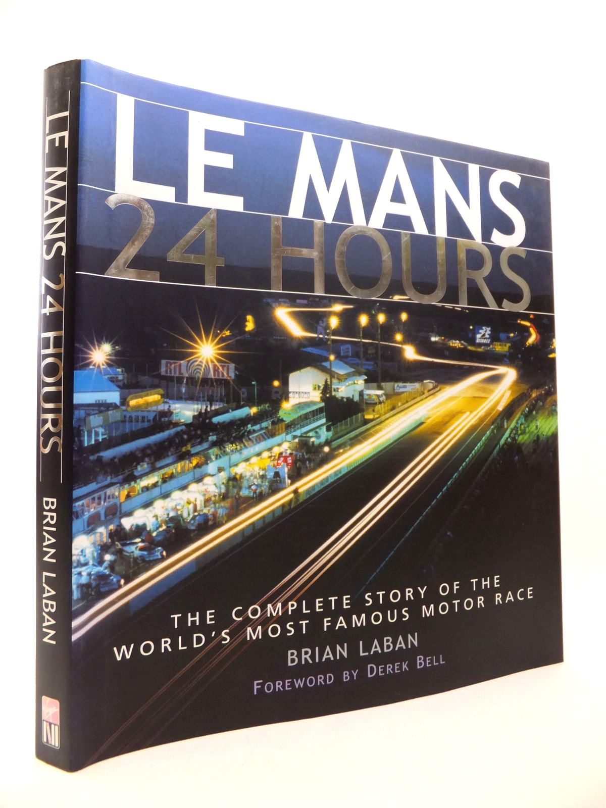 Photo of LE MANS 24 HOURS written by Laban, Brian published by Virgin Books (STOCK CODE: 1813391)  for sale by Stella & Rose's Books
