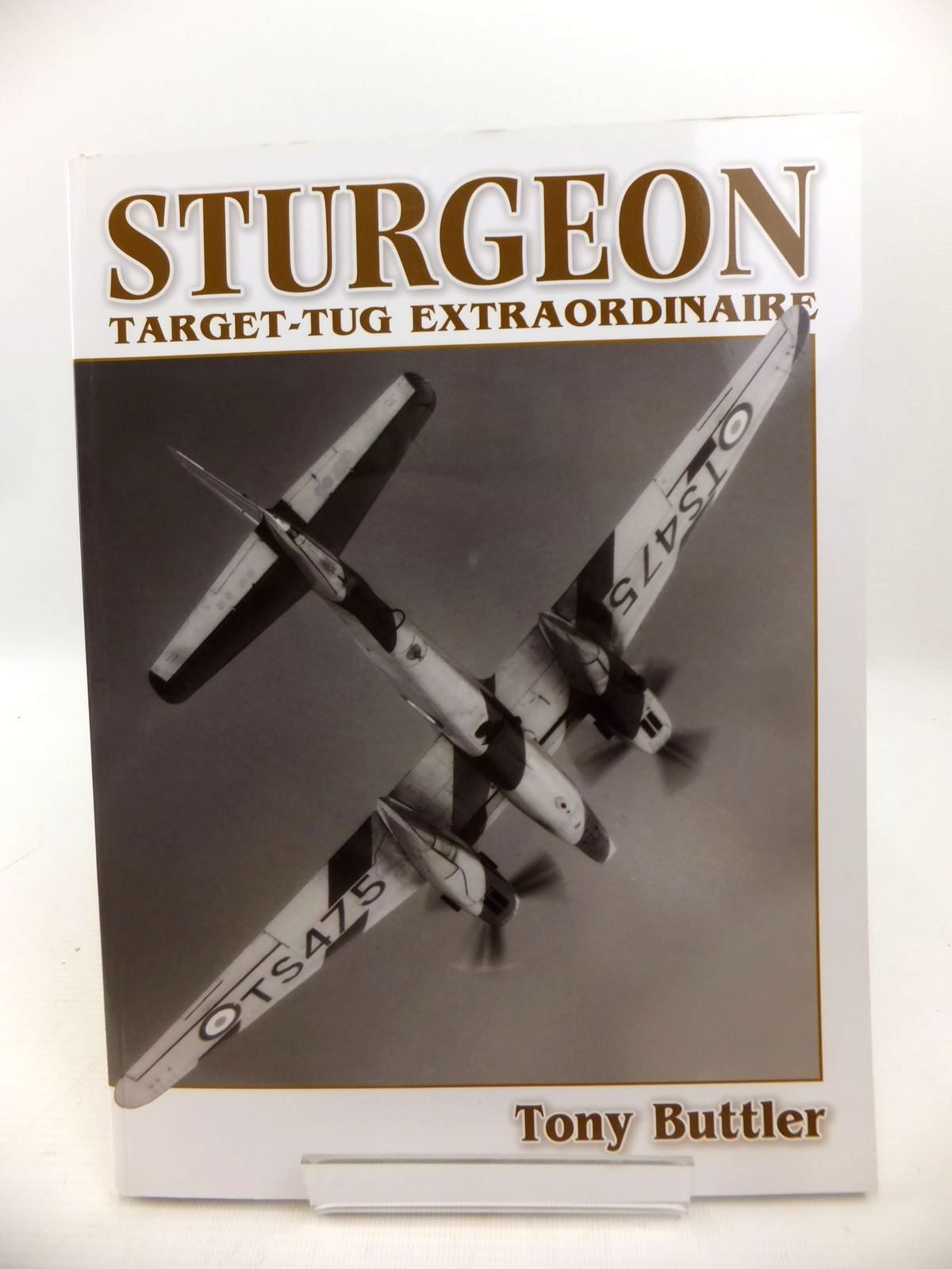 Photo of STURGEON: TARGET-TUG EXTRAORDINAIRE written by Buttler, Tony published by Ad Hoc Publications (STOCK CODE: 1813446)  for sale by Stella & Rose's Books