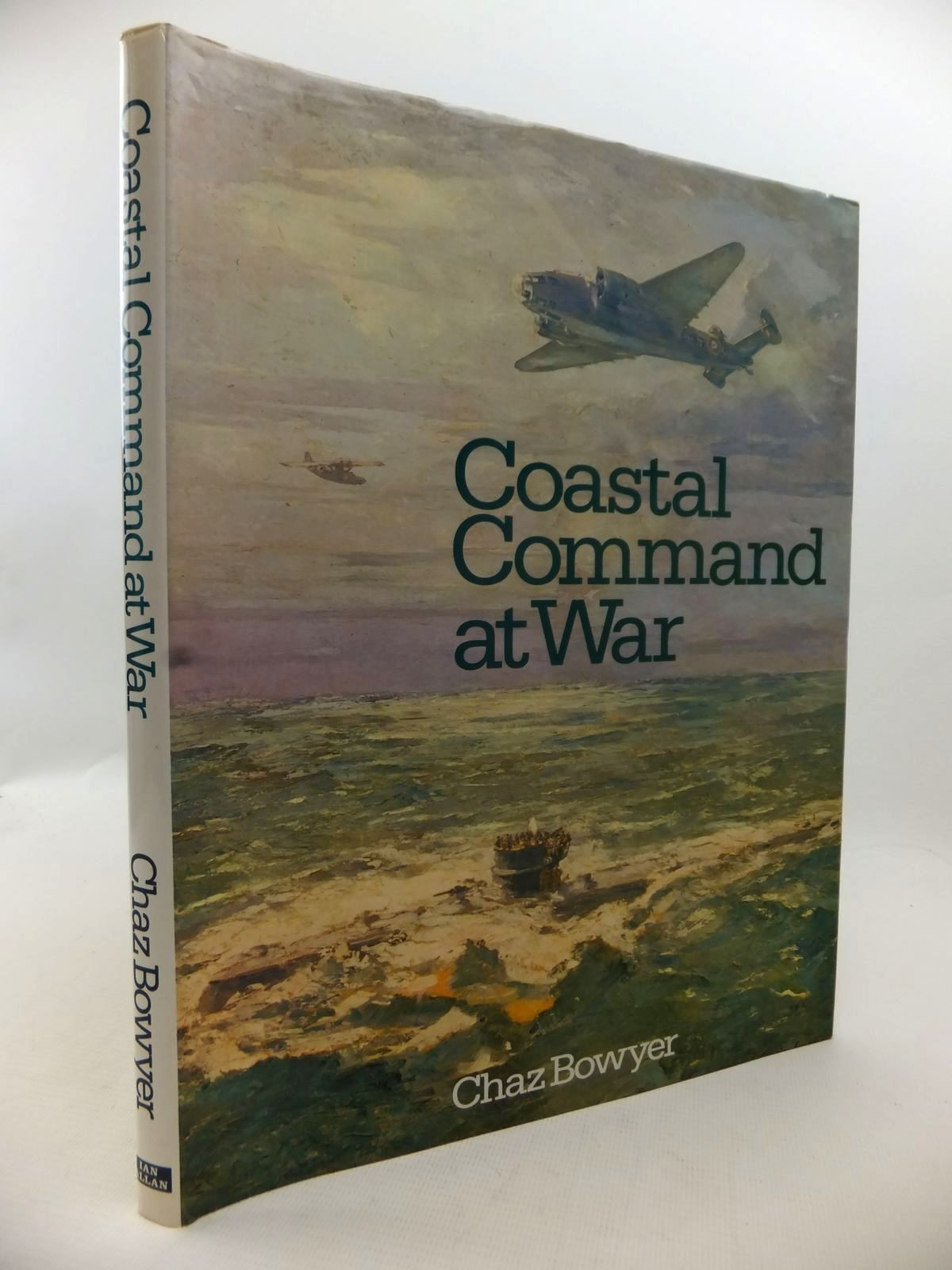 Photo of COASTAL COMMAND AT WAR written by Bowyer, Chaz published by Ian Allan Ltd. (STOCK CODE: 1813537)  for sale by Stella & Rose's Books