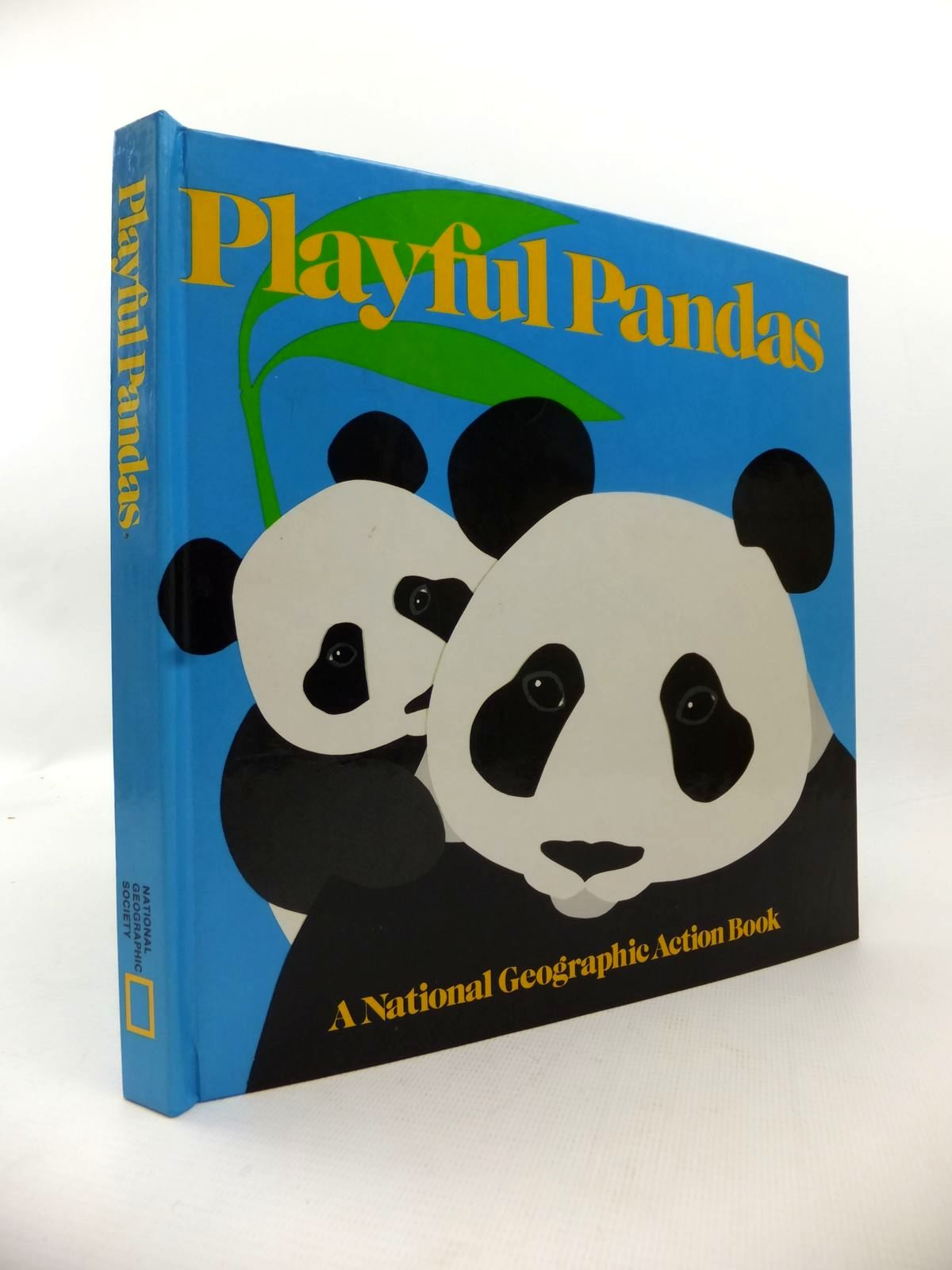 Photo of PLAYFUL PANDAS written by Fisher, Ron illustrated by Carter, David A. published by National Geographic Society (STOCK CODE: 1813634)  for sale by Stella & Rose's Books