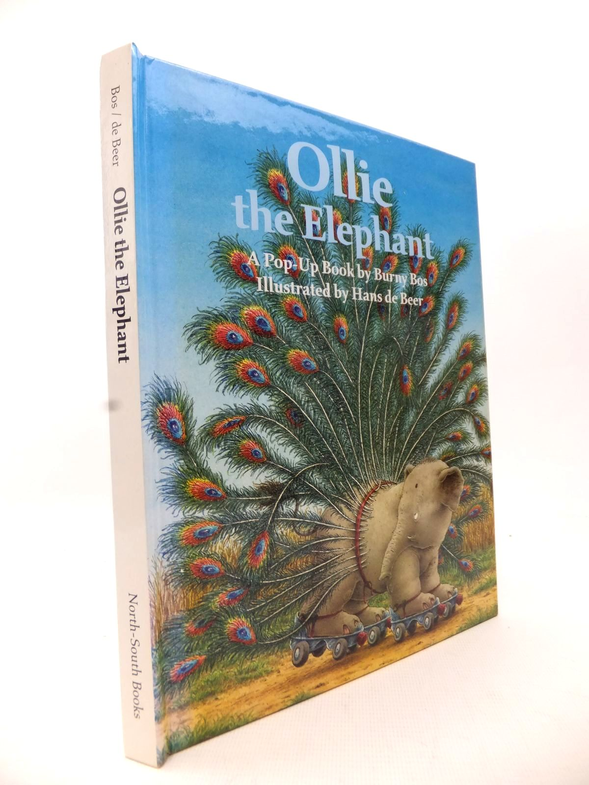 Photo of OLLIE THE ELEPHANT written by Bos, Burny illustrated by De Beer, Hans published by North South Books (STOCK CODE: 1813659)  for sale by Stella & Rose's Books