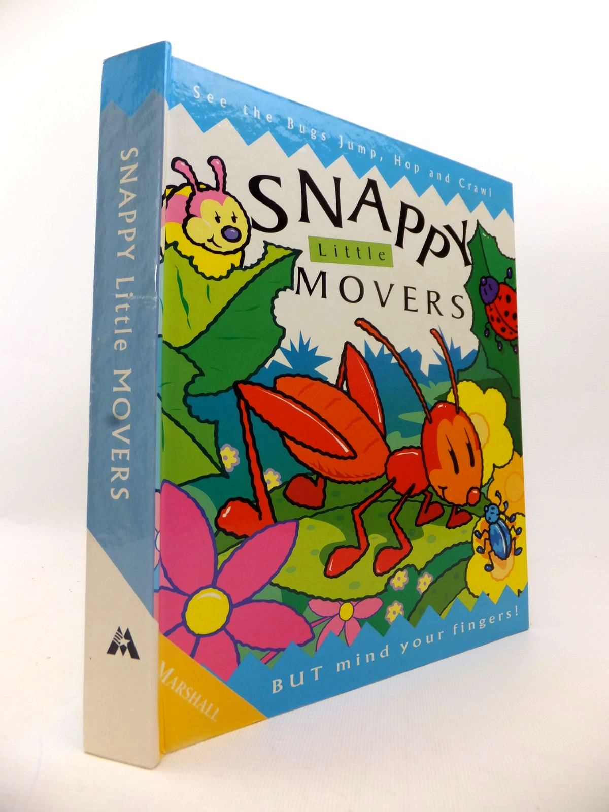 Photo of SNAPPY LITTLE MOVERS written by Nielson, Claire<br />Steer, Dugald illustrated by Matthews, Derek published by Marshall Publishing (STOCK CODE: 1813664)  for sale by Stella & Rose's Books