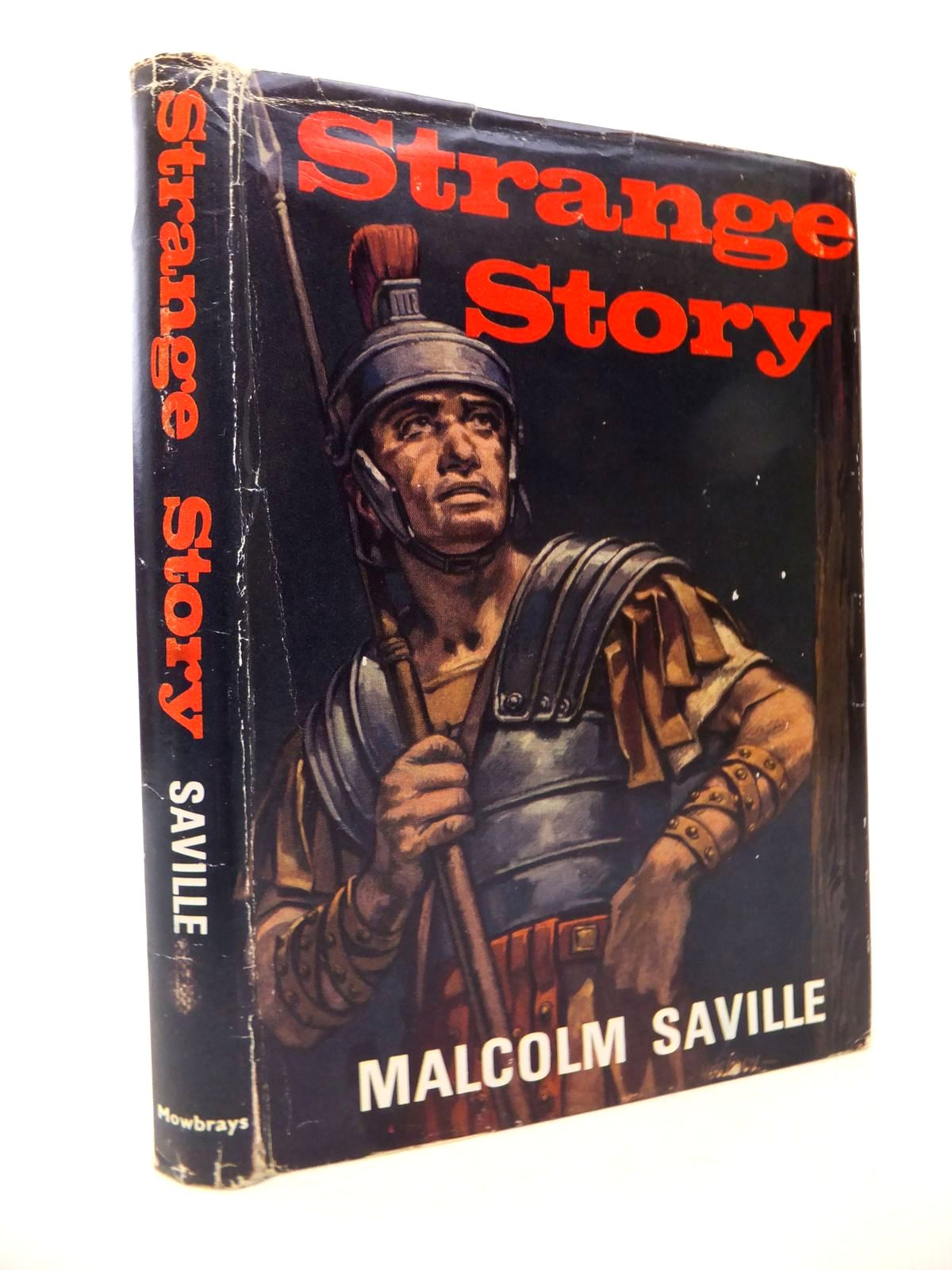 Photo of STRANGE STORY written by Saville, Malcolm published by A.R.Mowbray & Co. Ltd (STOCK CODE: 1813766)  for sale by Stella & Rose's Books