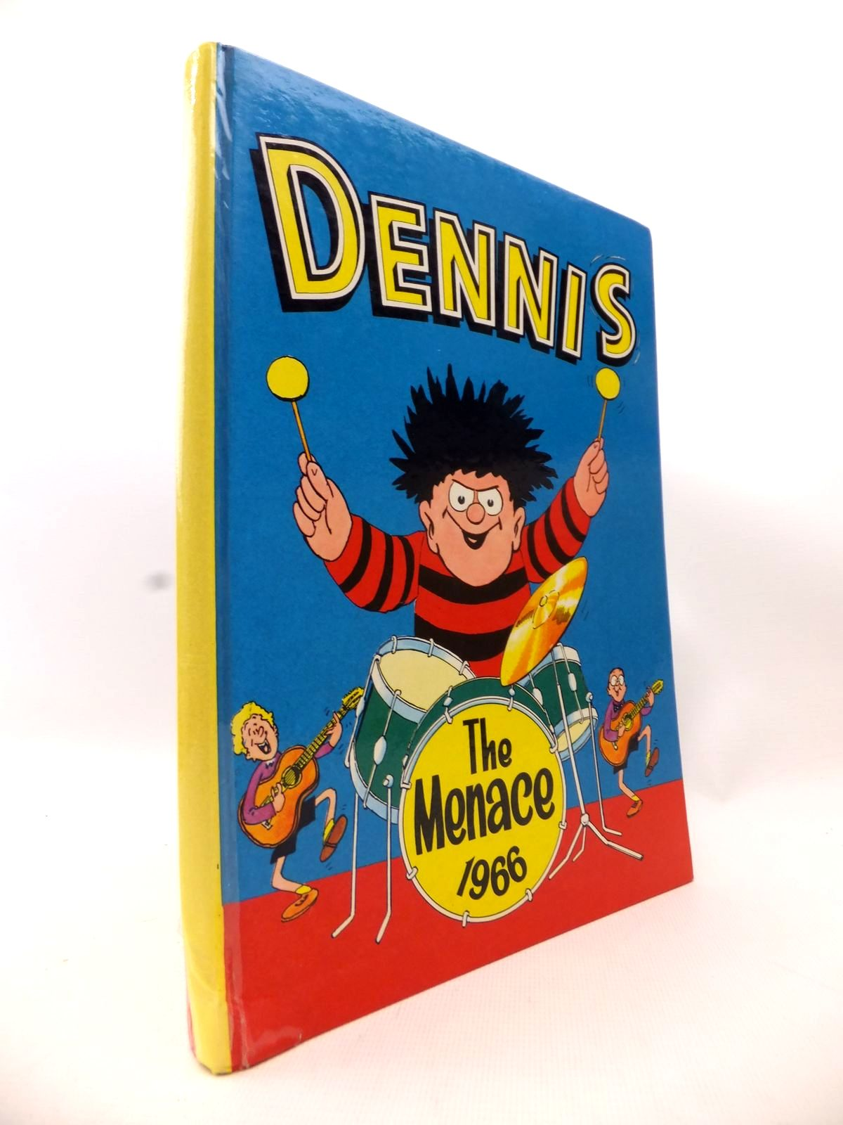 Photo of DENNIS THE MENACE 1966 published by D.C. Thomson & Co Ltd. (STOCK CODE: 1813853)  for sale by Stella & Rose's Books