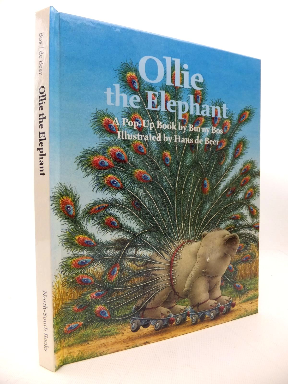 Photo of OLLIE THE ELEPHANT written by Bos, Burny illustrated by De Beer, Hans published by North South Books (STOCK CODE: 1813877)  for sale by Stella & Rose's Books
