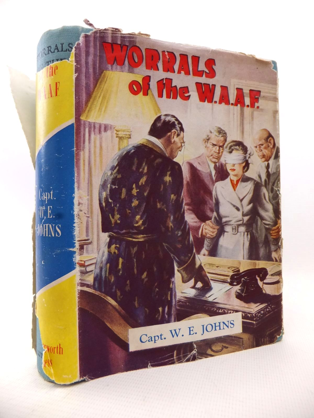 Photo of WORRALS OF THE W.A.A.F. written by Johns, W.E. published by Lutterworth Press (STOCK CODE: 1814000)  for sale by Stella & Rose's Books