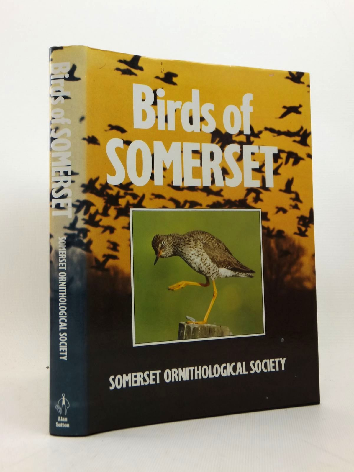 Photo of BIRDS OF SOMERSET written by Somerset Ornithological Society, published by Alan Sutton (STOCK CODE: 1814045)  for sale by Stella & Rose's Books