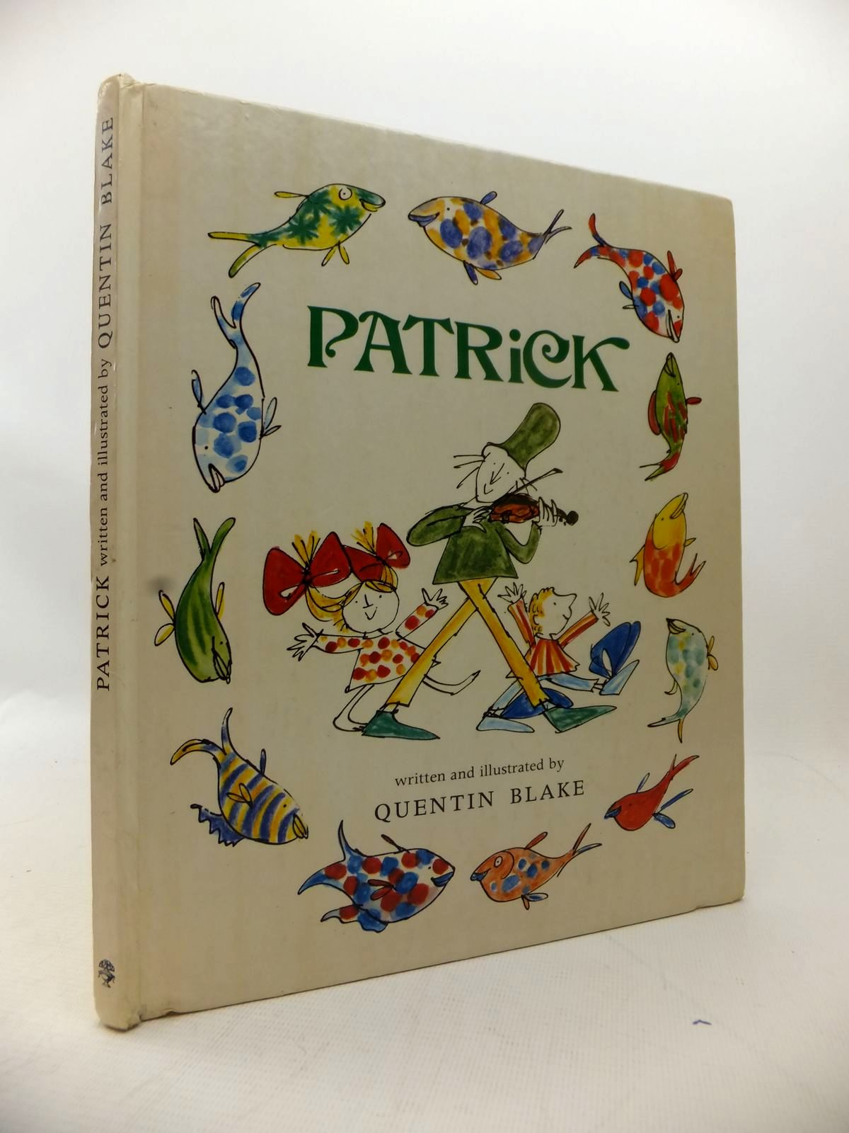 Photo of PATRICK written by Blake, Quentin illustrated by Blake, Quentin published by Jonathan Cape (STOCK CODE: 1814106)  for sale by Stella & Rose's Books